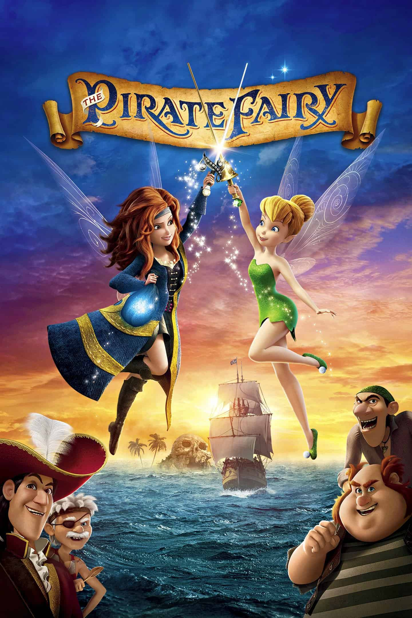 Tinker Bell and the Pirate Fairy, 2014
