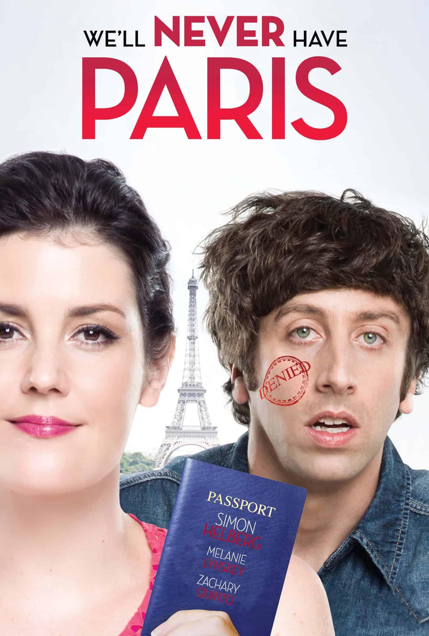 We'll Never Have Paris, 2014