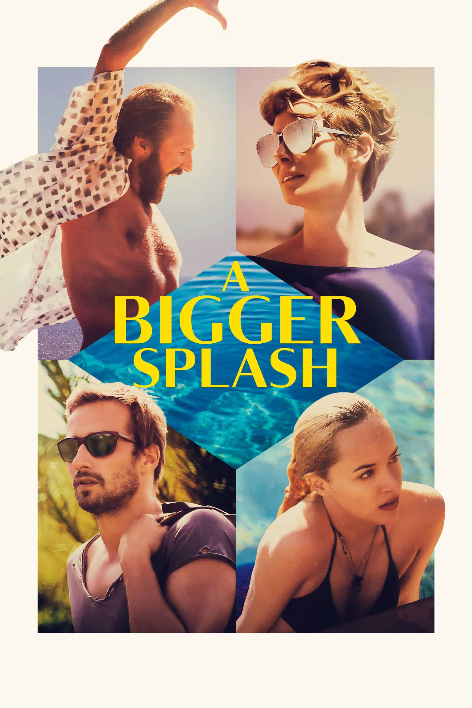 A Bigger Splash, 2015