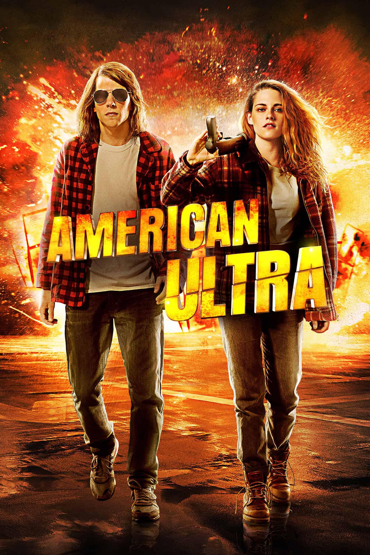 American Ultra, 2015