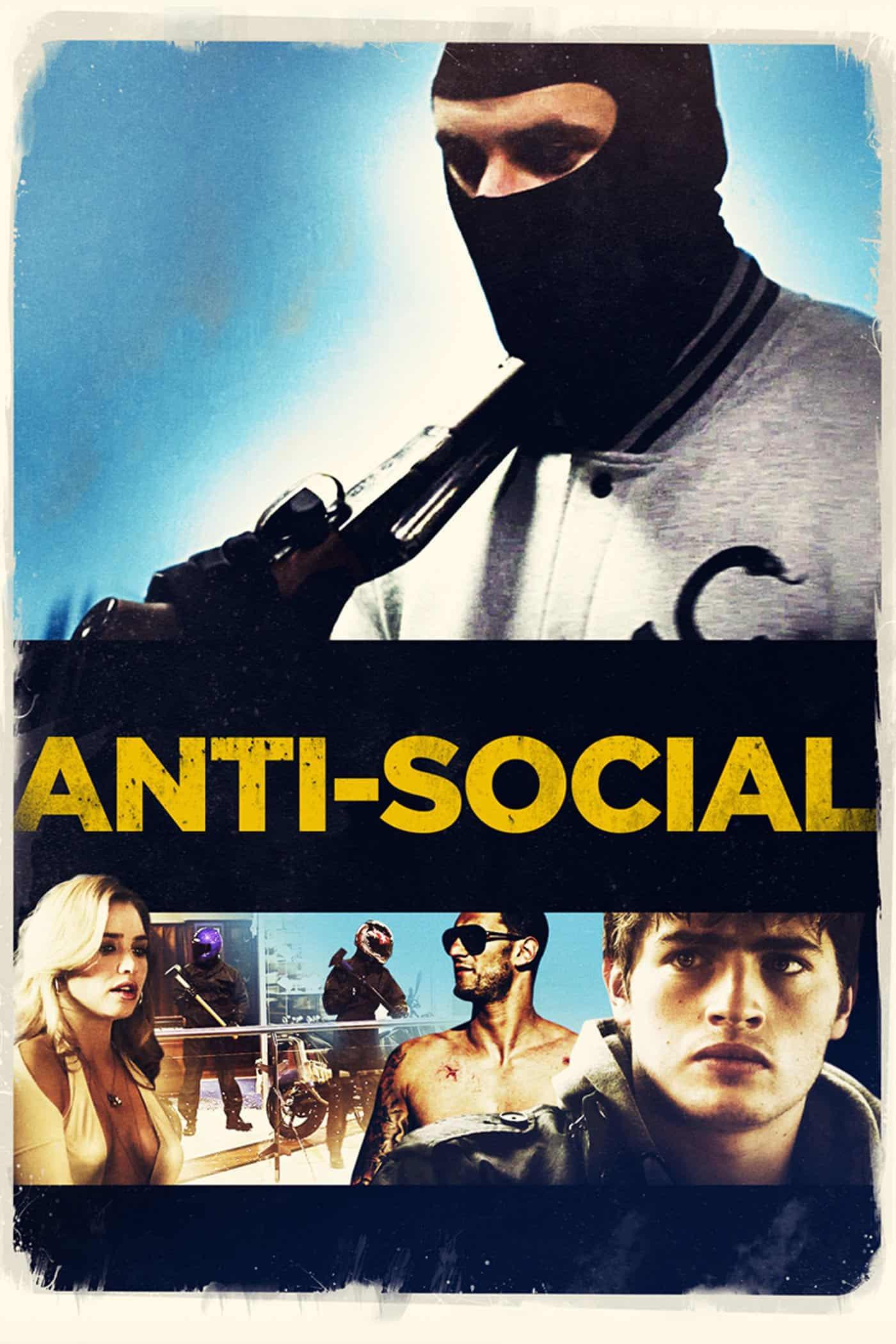 Anti-Social, 2015
