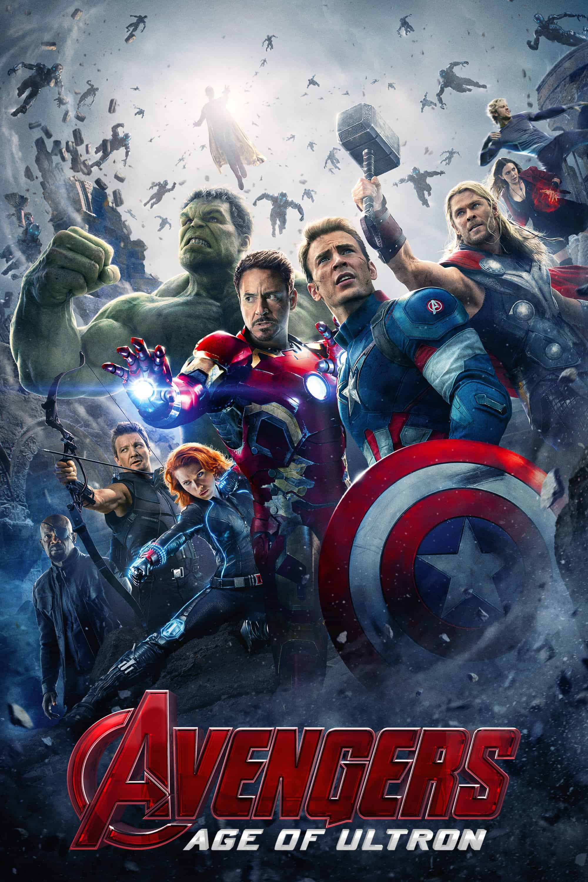 Avengers: Age of Ultron, 2015