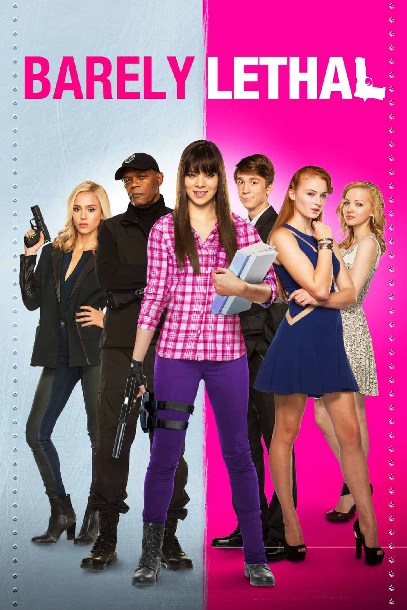 Barely Lethal, 2015