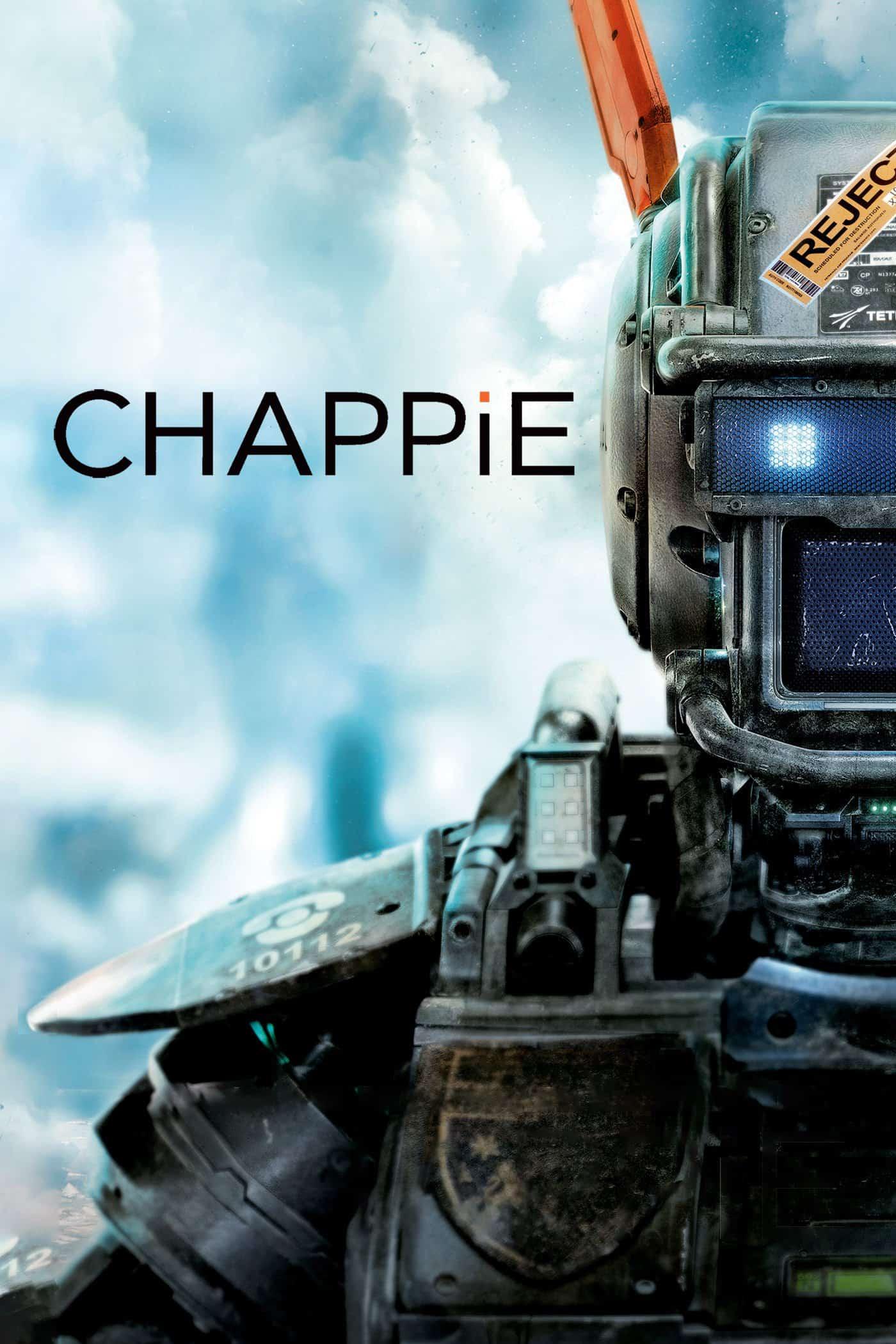 Chappie, 2015