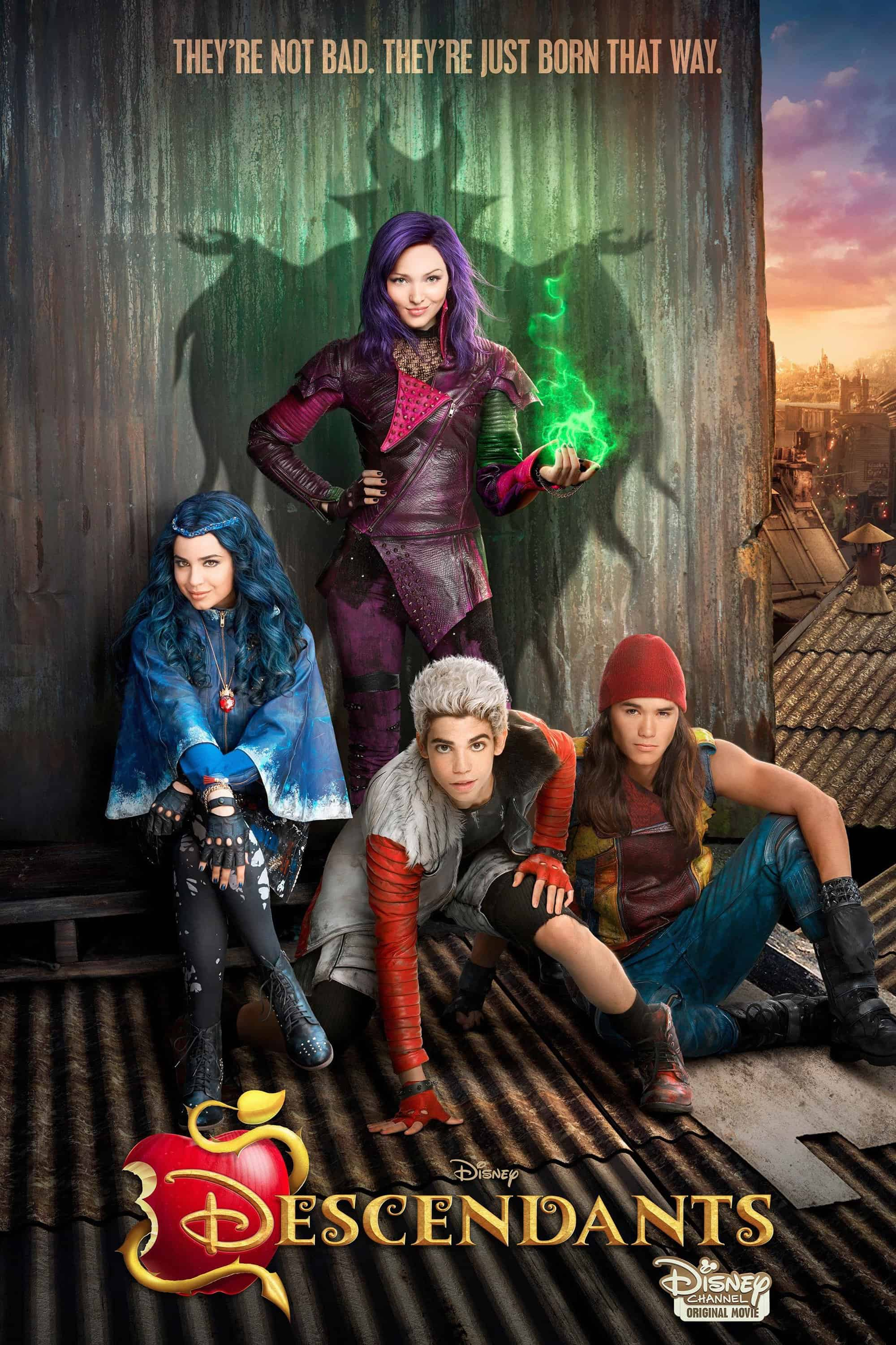 Descendants, 2015
