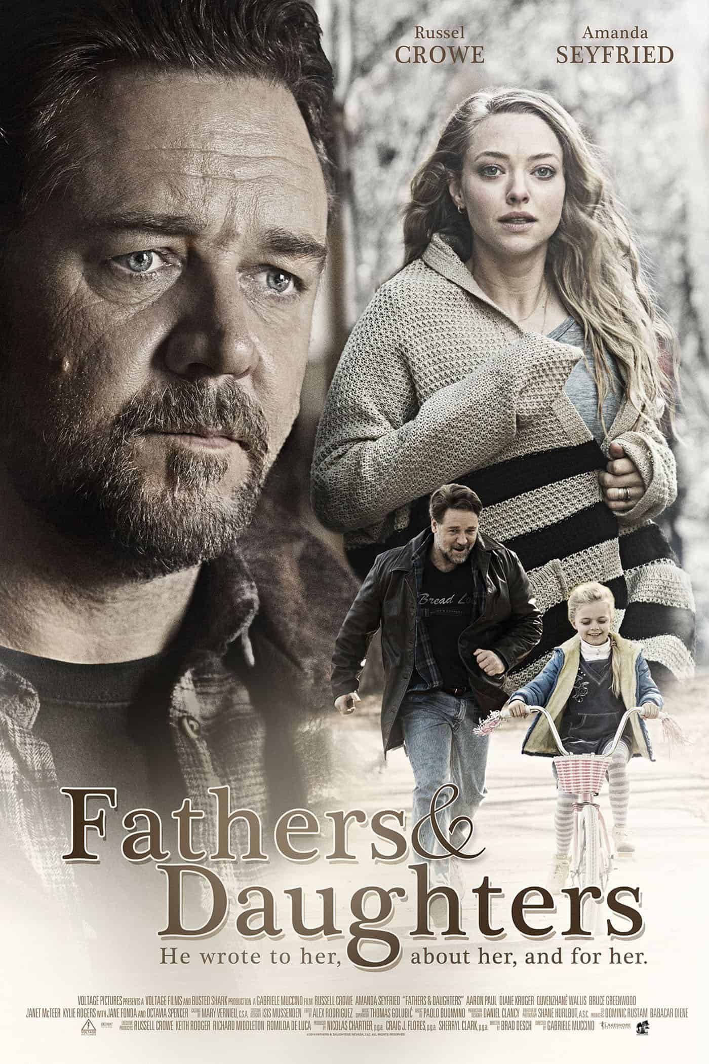 Fathers and Daughters, 2015