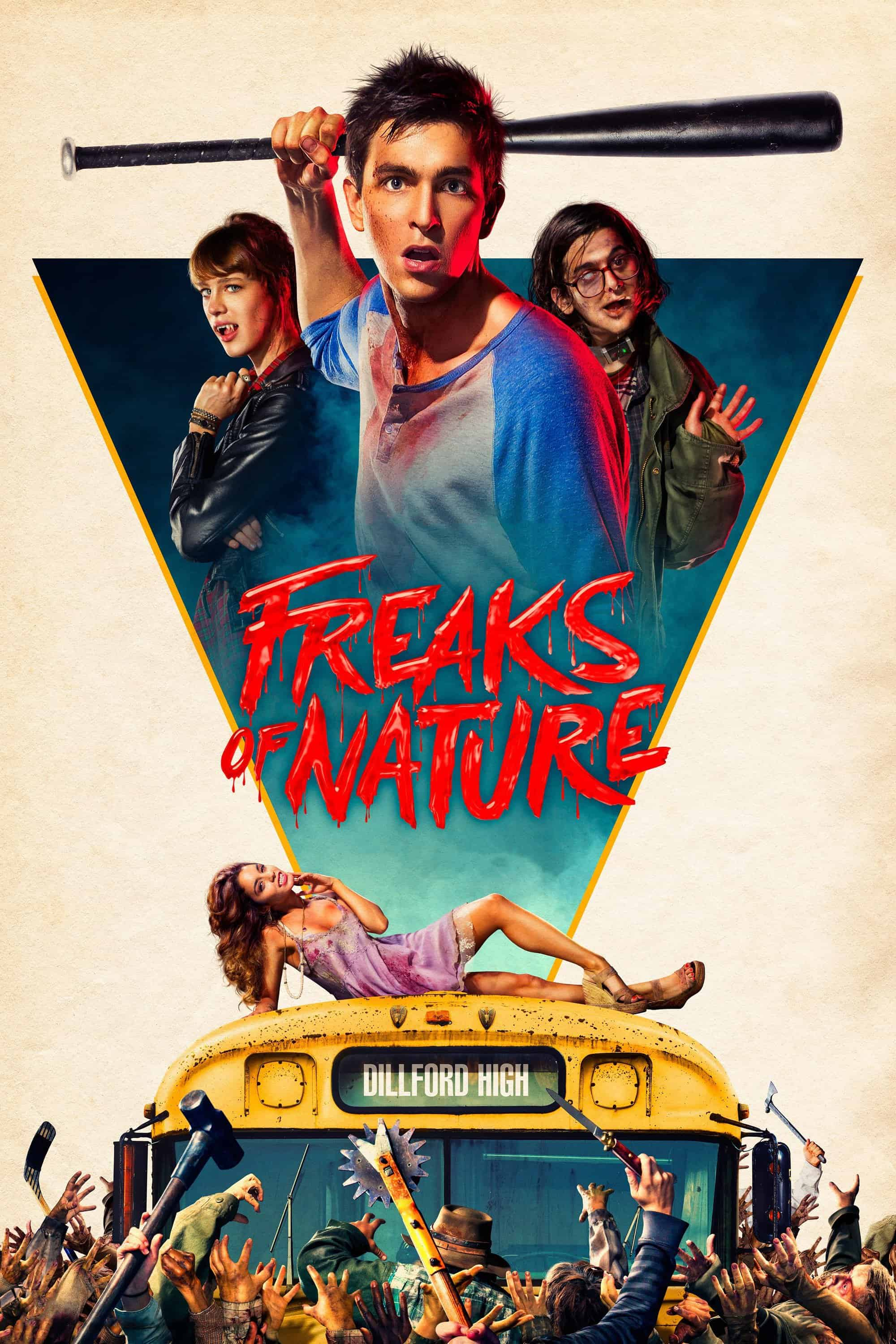 Freaks of Nature, 2015