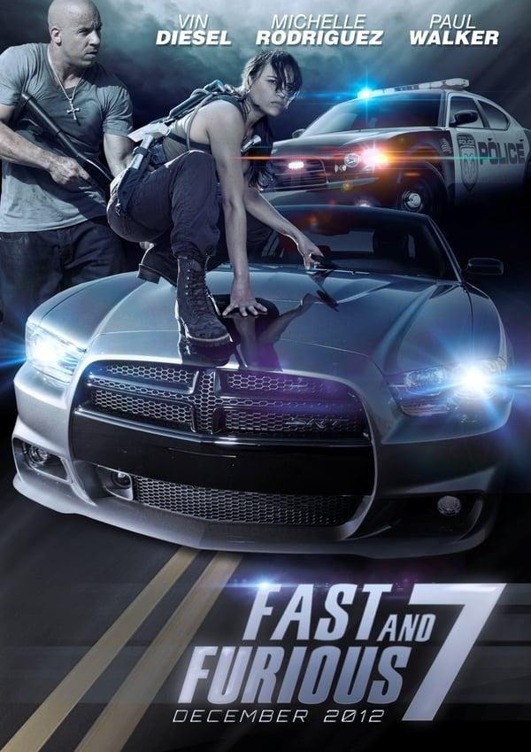 Furious 7, 2015
