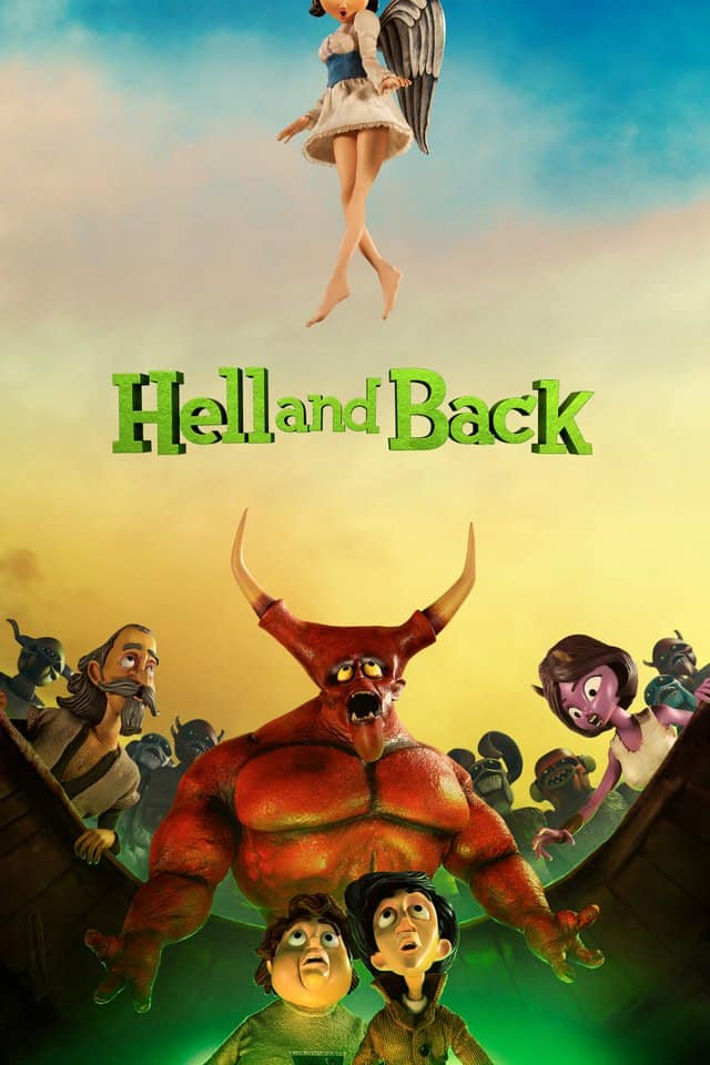 Hell and Back, 2015