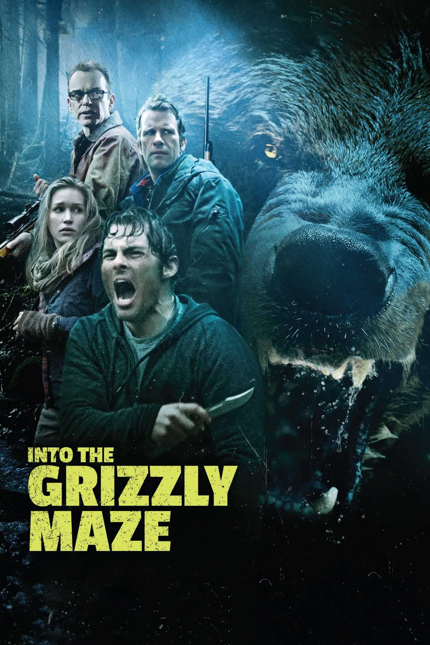 Into the Grizzly Maze, 2015