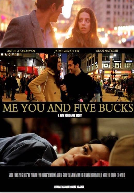 Me You and Five Bucks, 2015