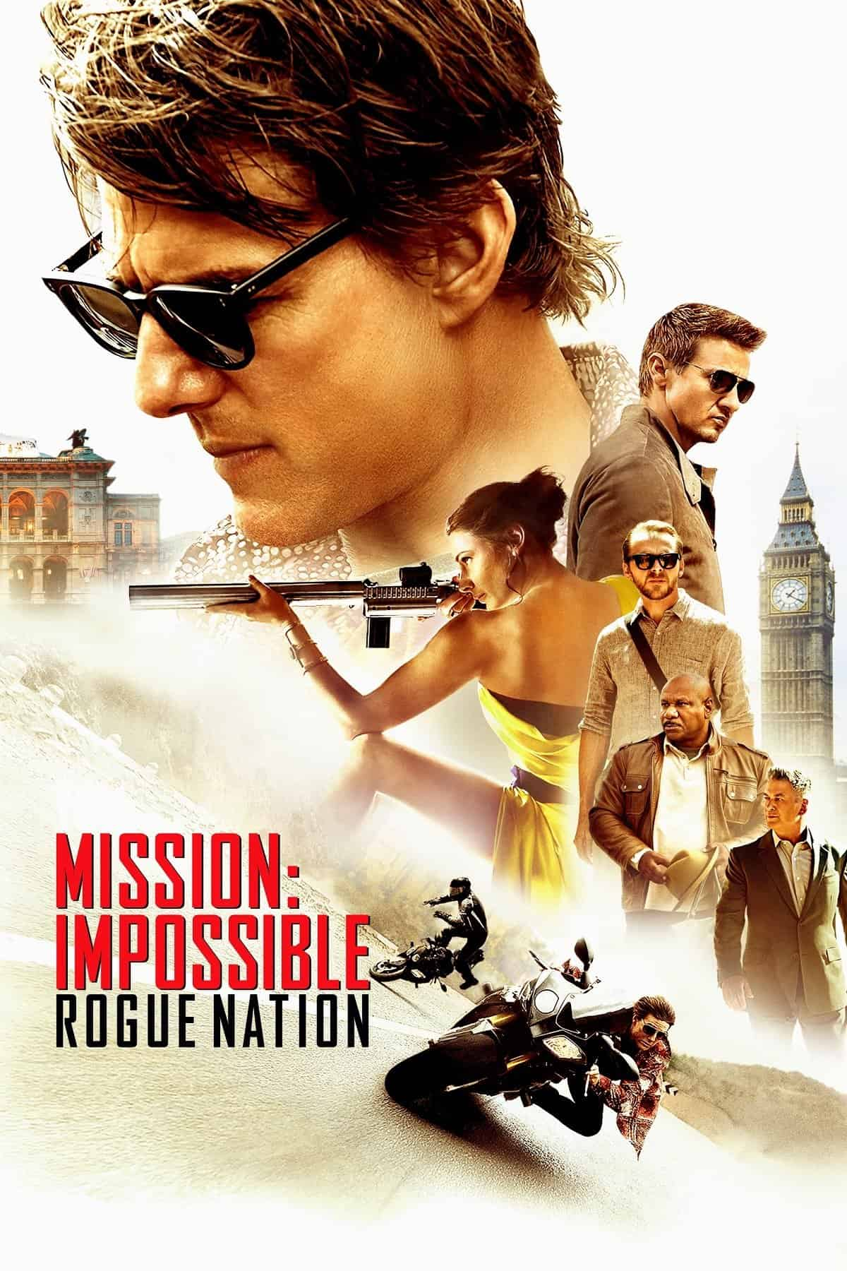Mission: Impossible - Rogue Nation, 2015