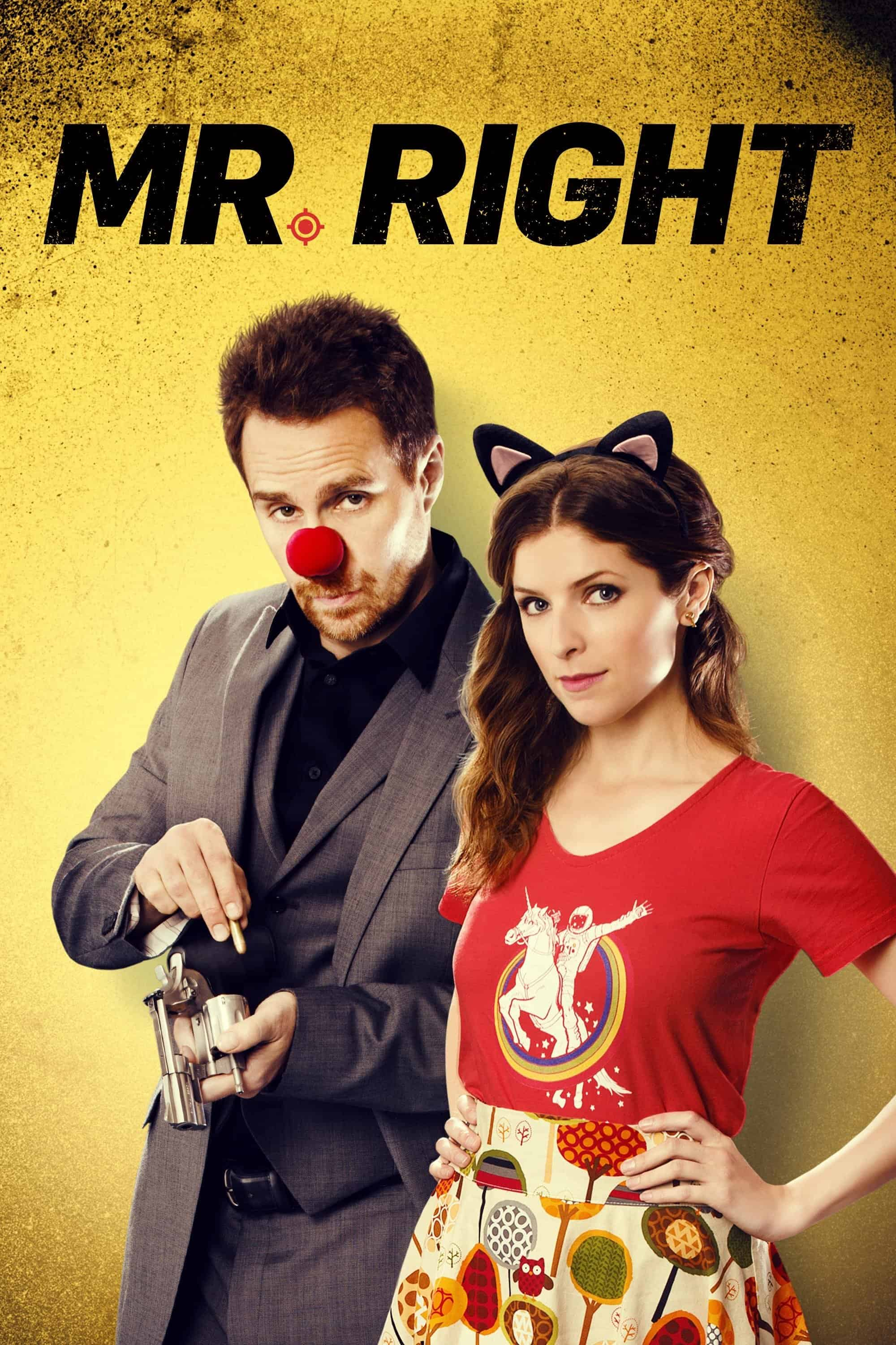 Mr. Right, 2015