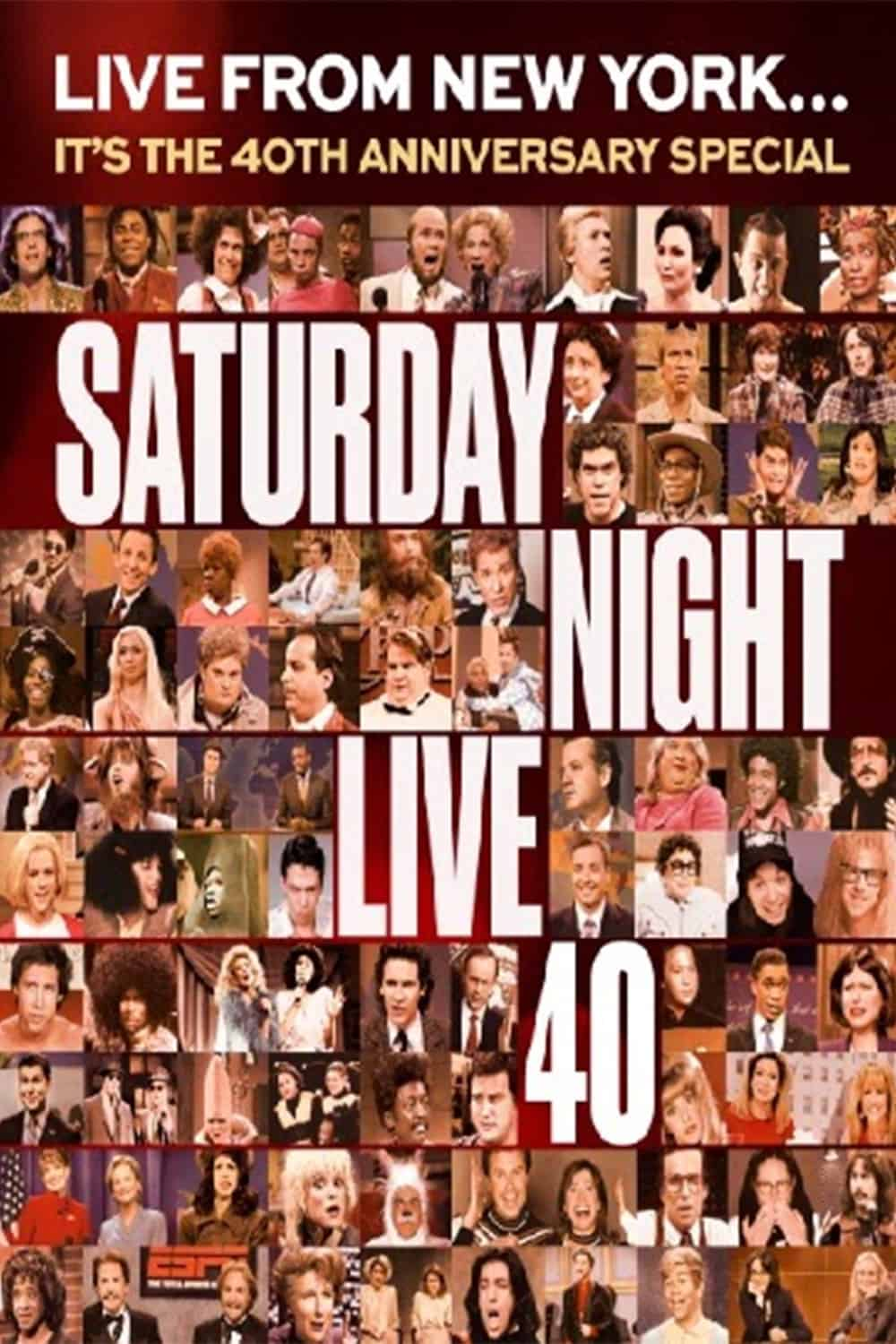 Saturday Night Live 40th Anniversary Special, 2015