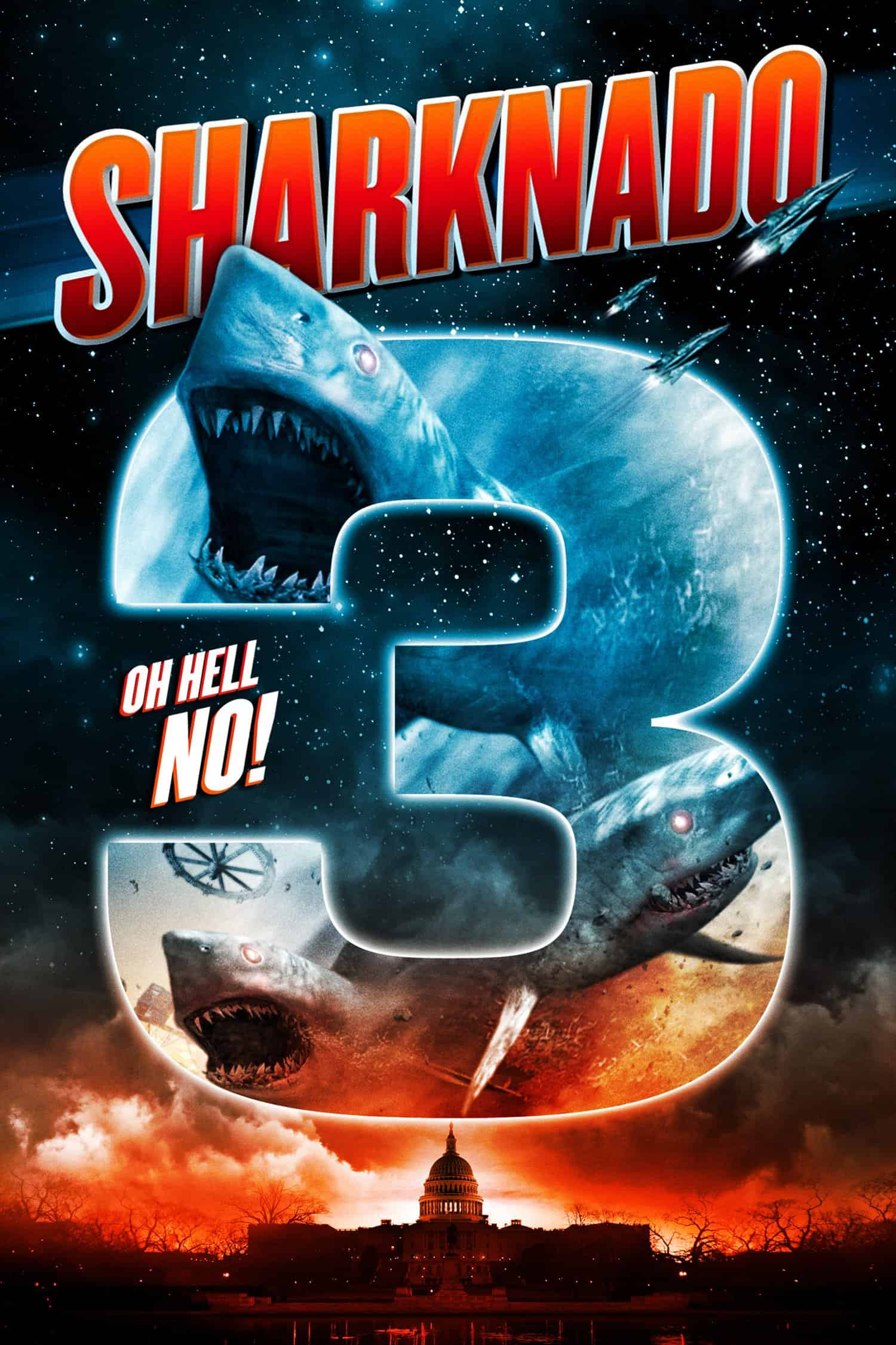 Sharknado 3: Oh Hell No!, 2015