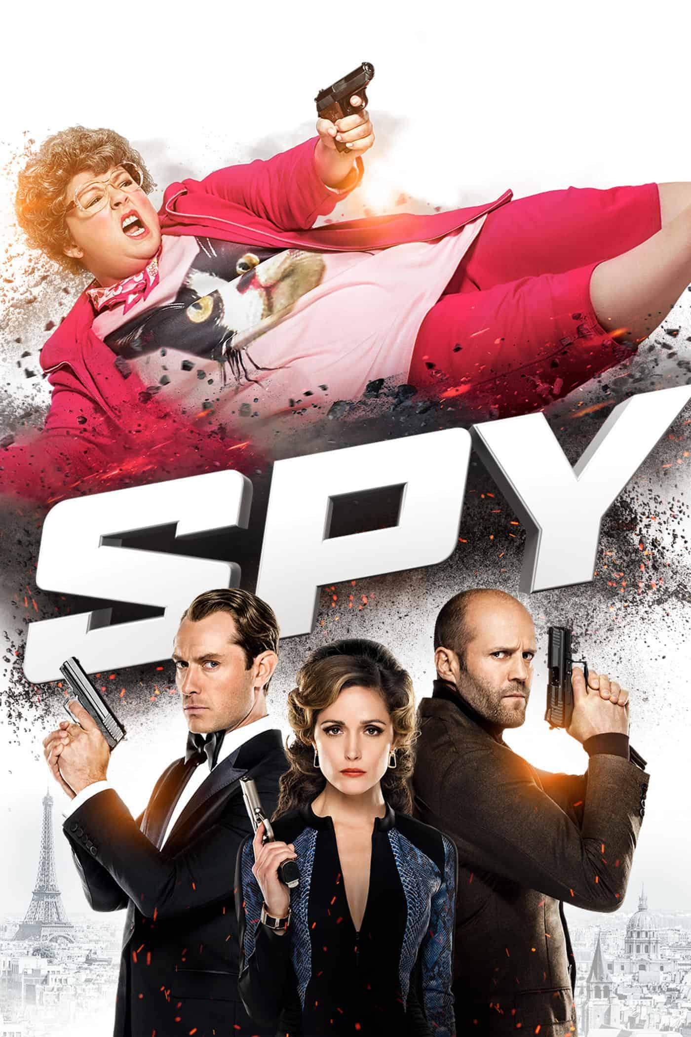 Spy, 2015