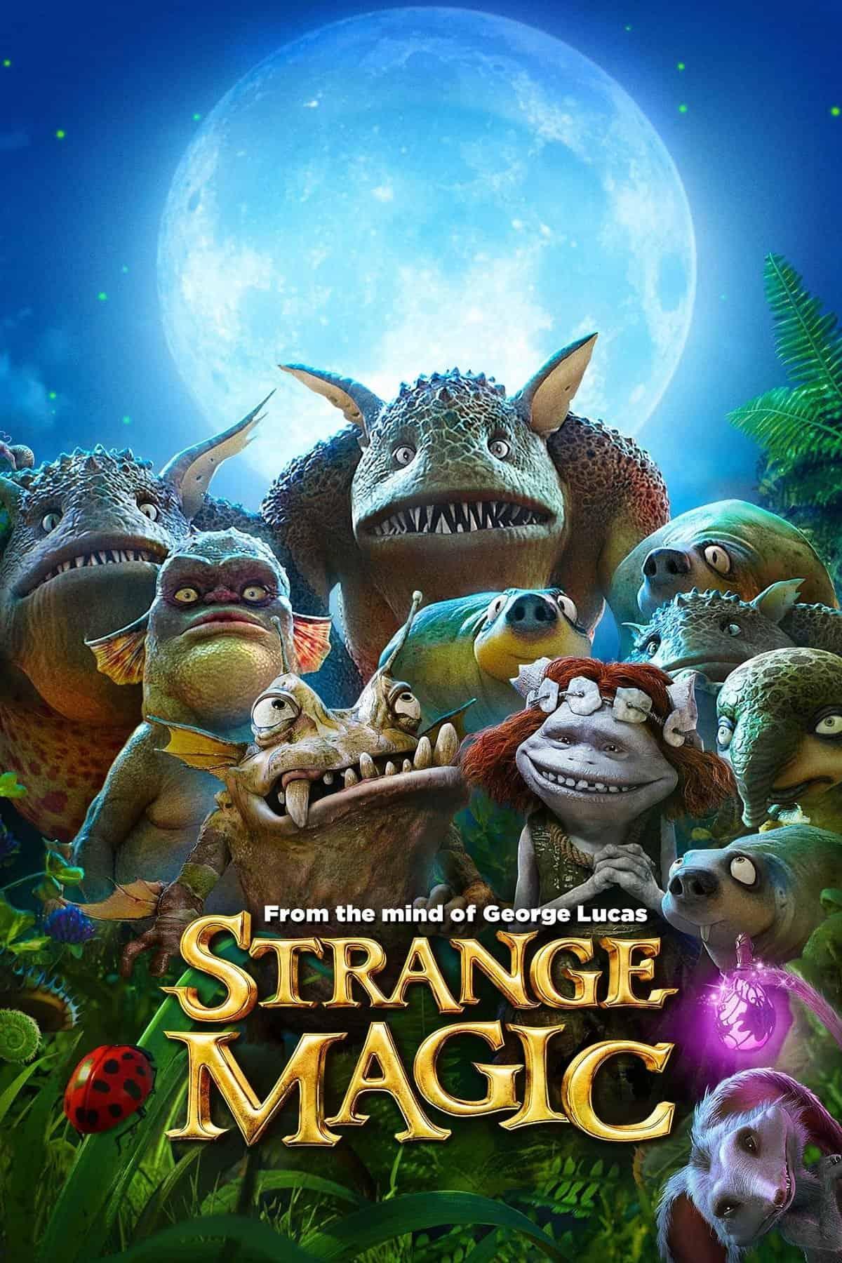 Strange Magic, 2015