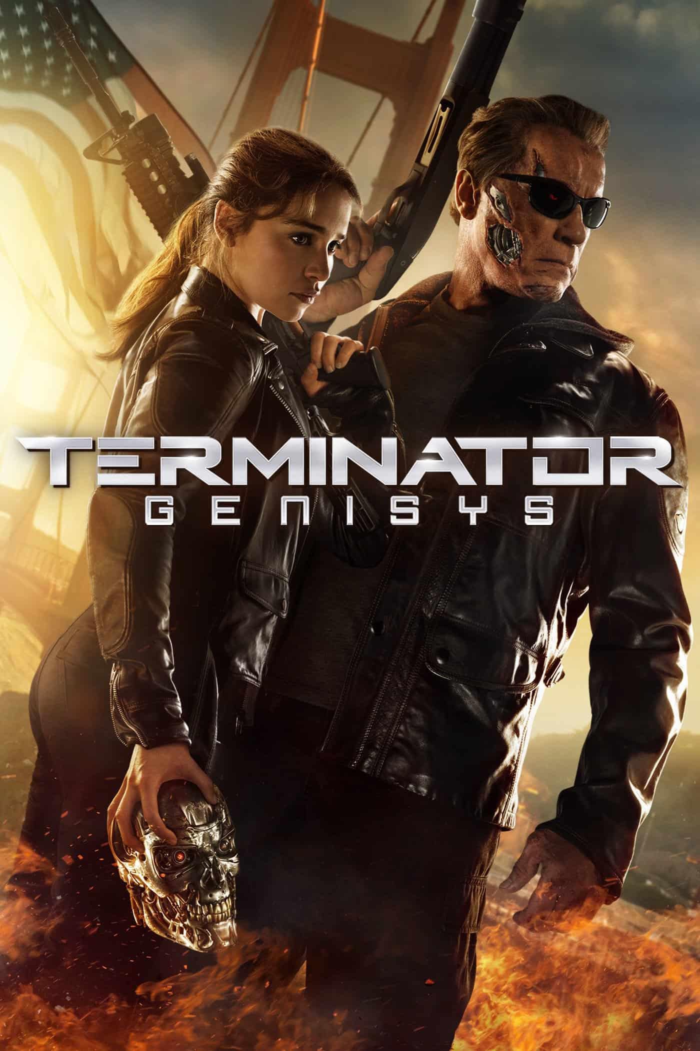 Terminator Genisys, 2015