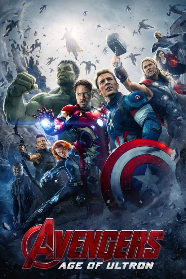 The Avengers: Age of Ultron, 2015