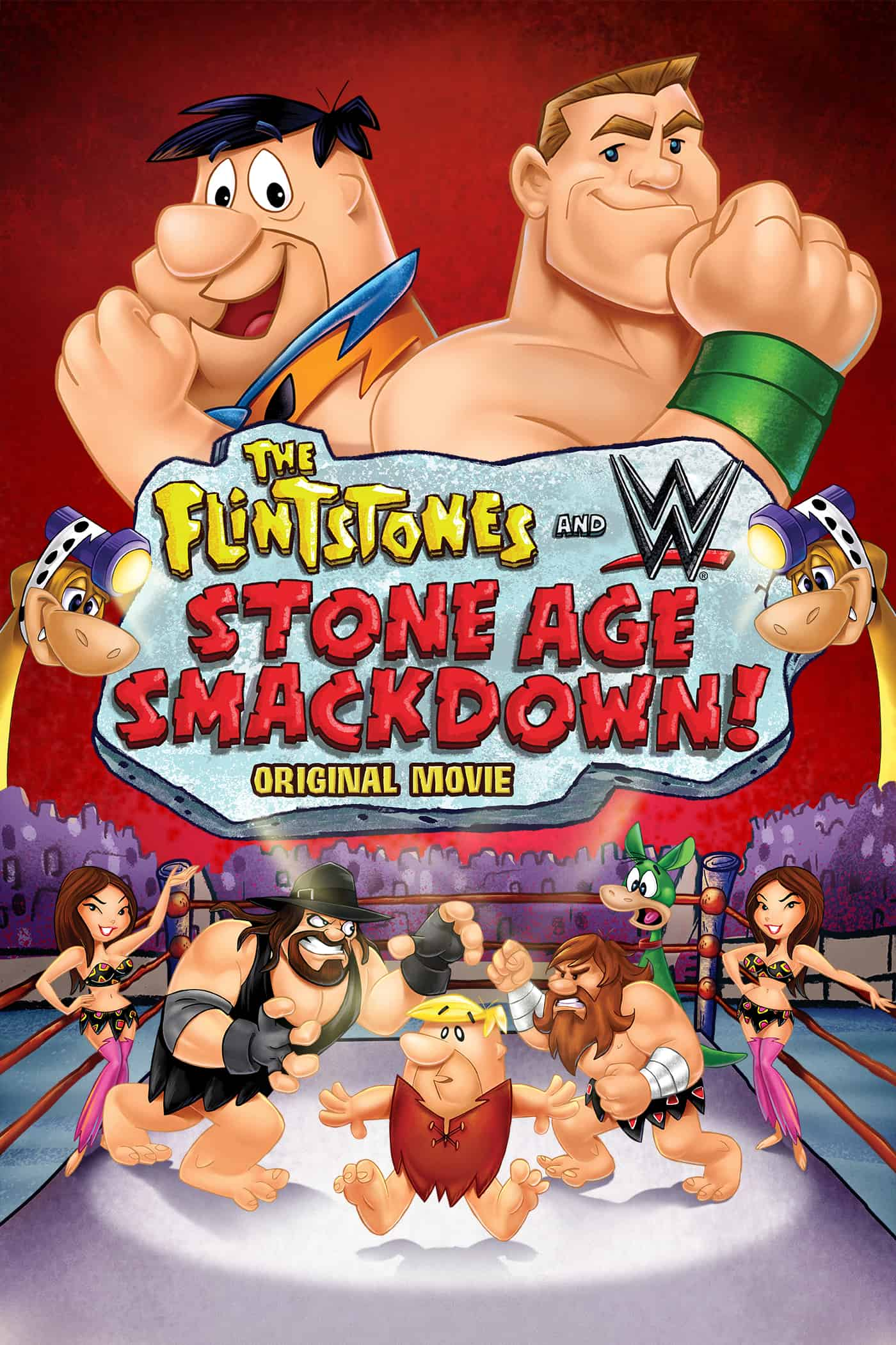 The Flintstones and WWE: Stone Age SmackDown!, 2015