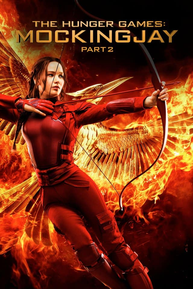 The Hunger Games: Mockingjay - Part 2, 2015