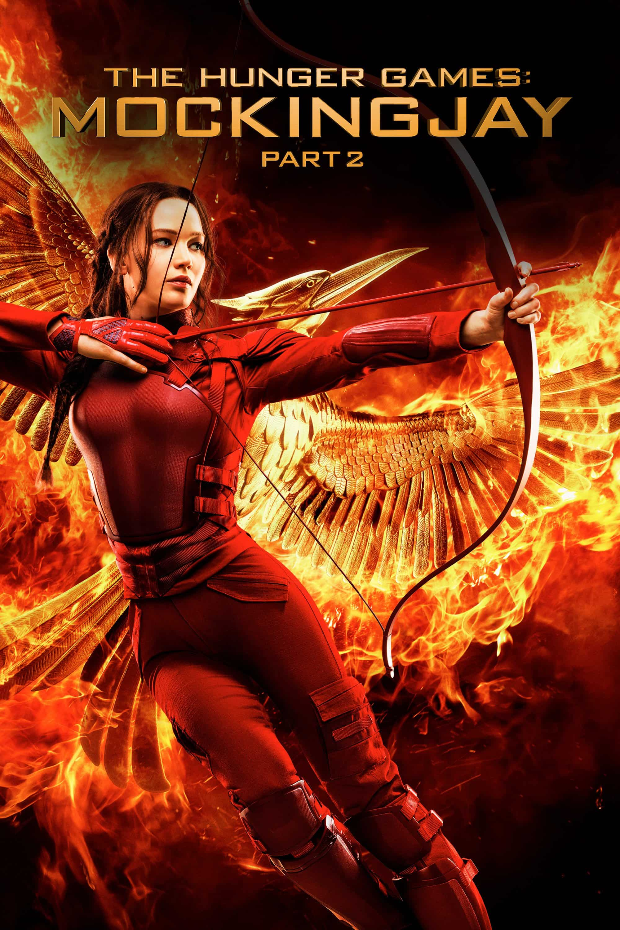 The Hunger Games: Mockingjay – Part 2, 2015