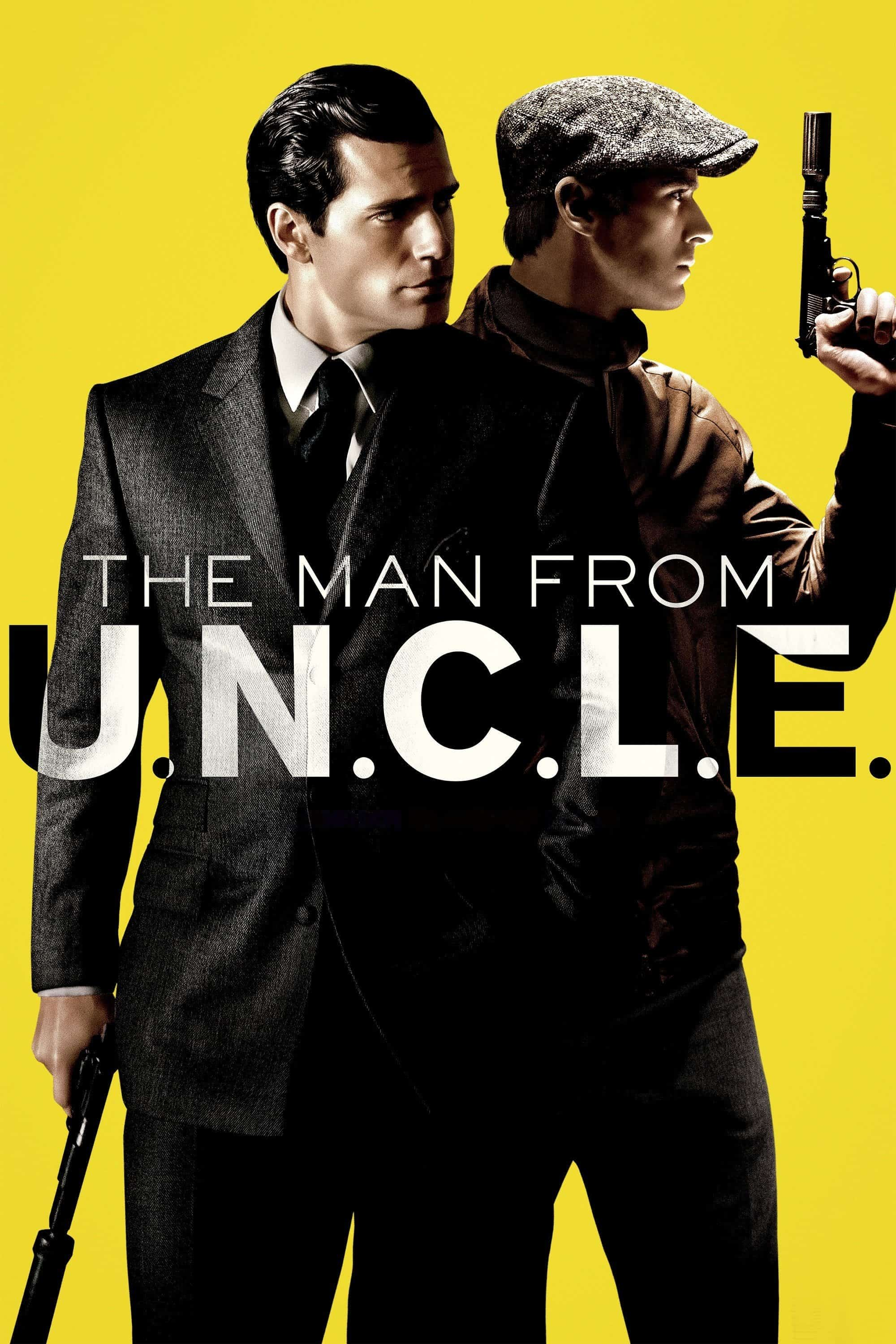 The Man from U.N.C.L.E., 2015
