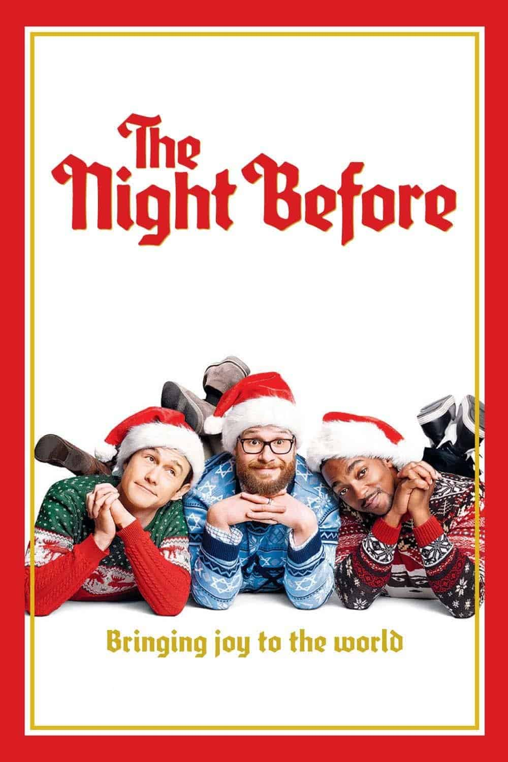 The Night Before, 2015