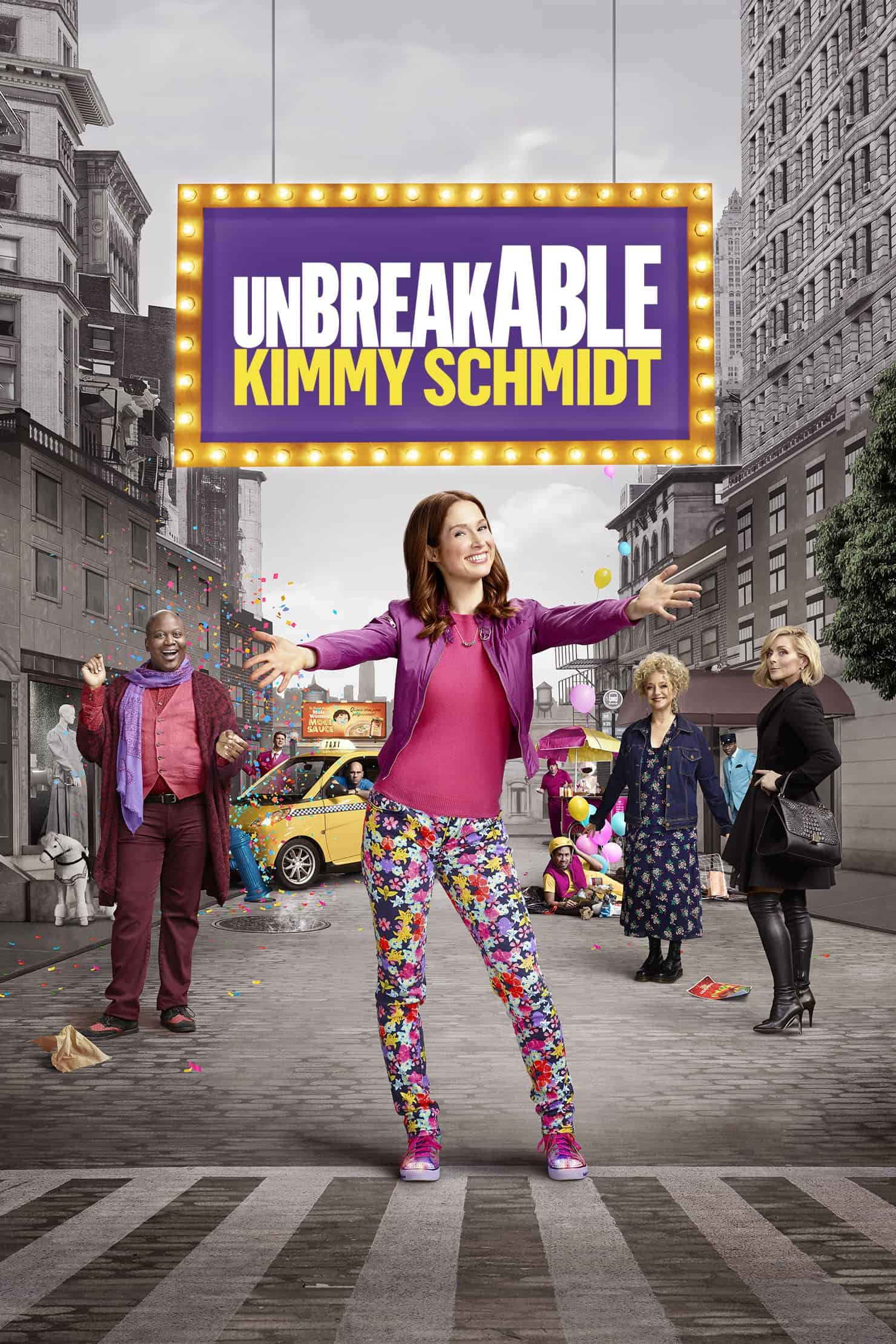 Unbreakable Kimmy Schmidt, 2015