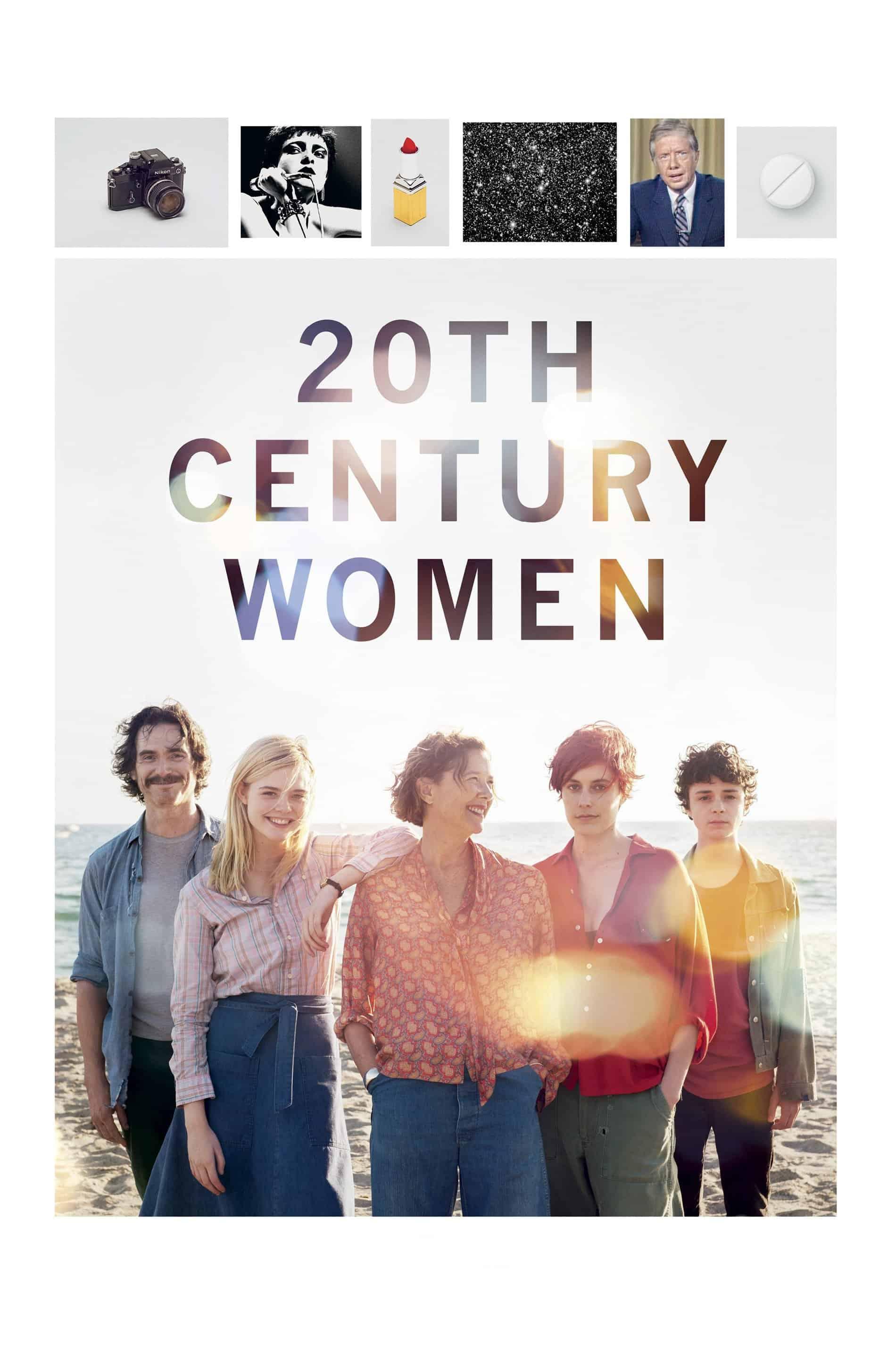 20th Century Women, 2016