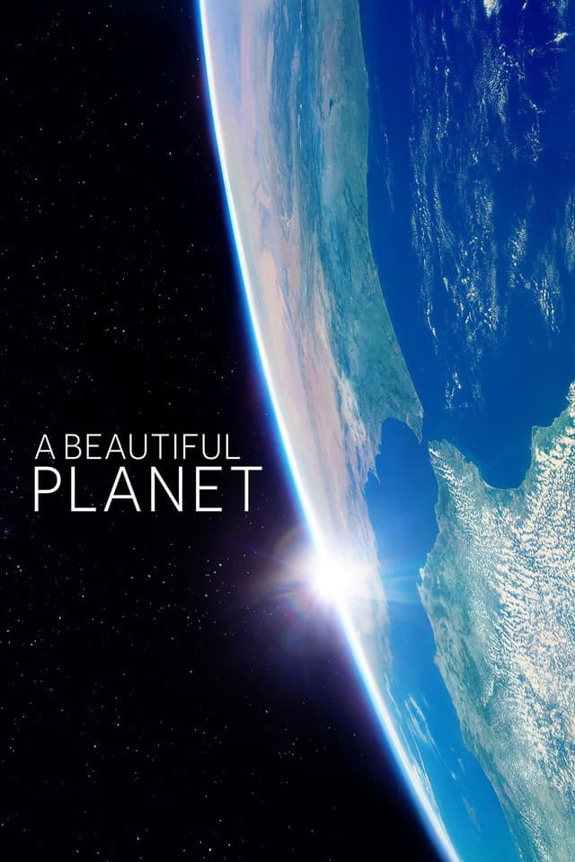 A Beautiful Planet, 2016