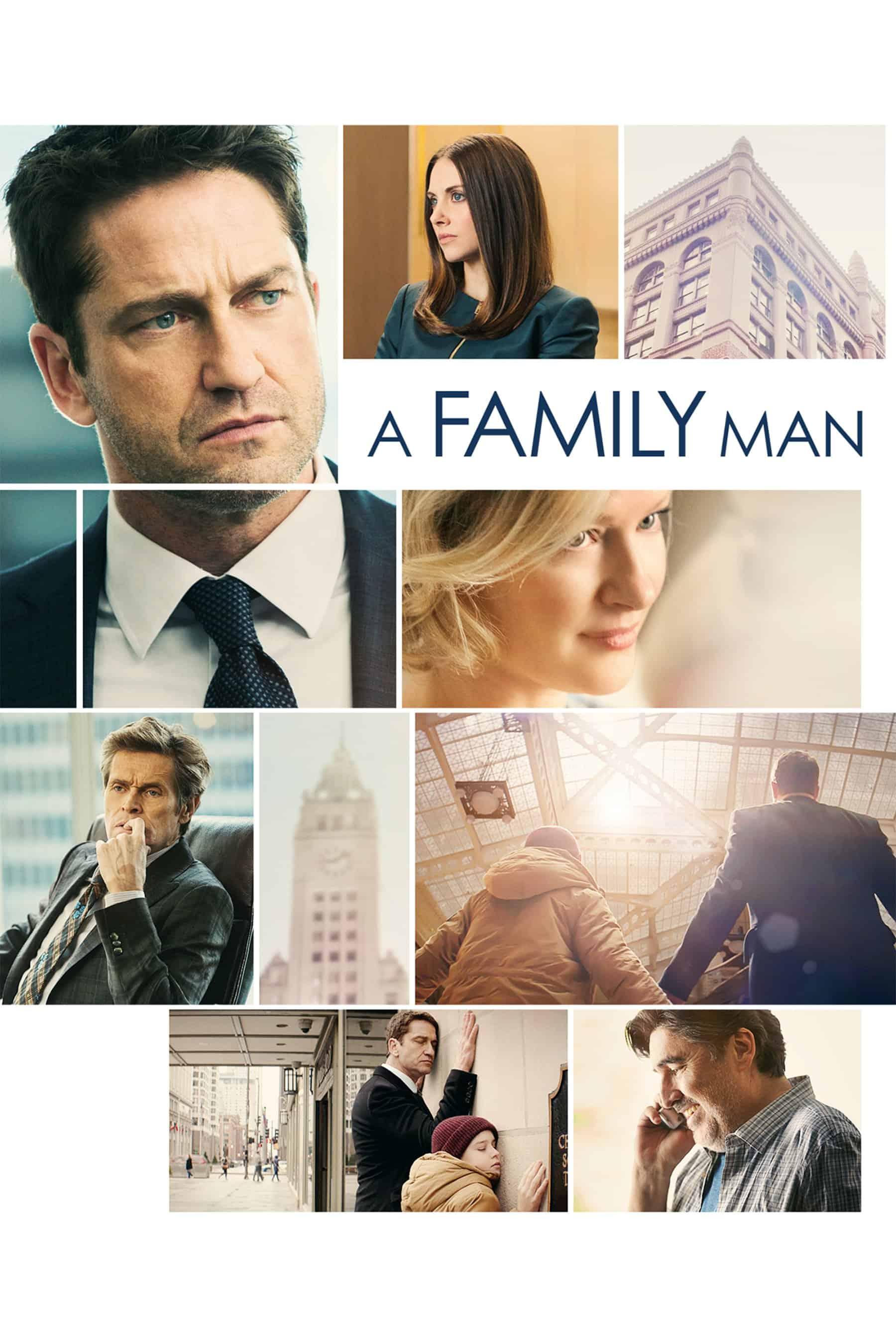 A Family Man, 2016