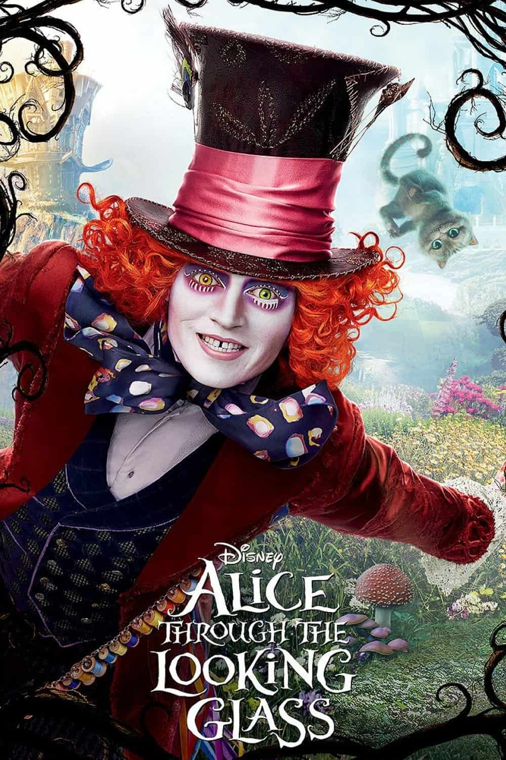 Alice Through the Looking Glass, 2016