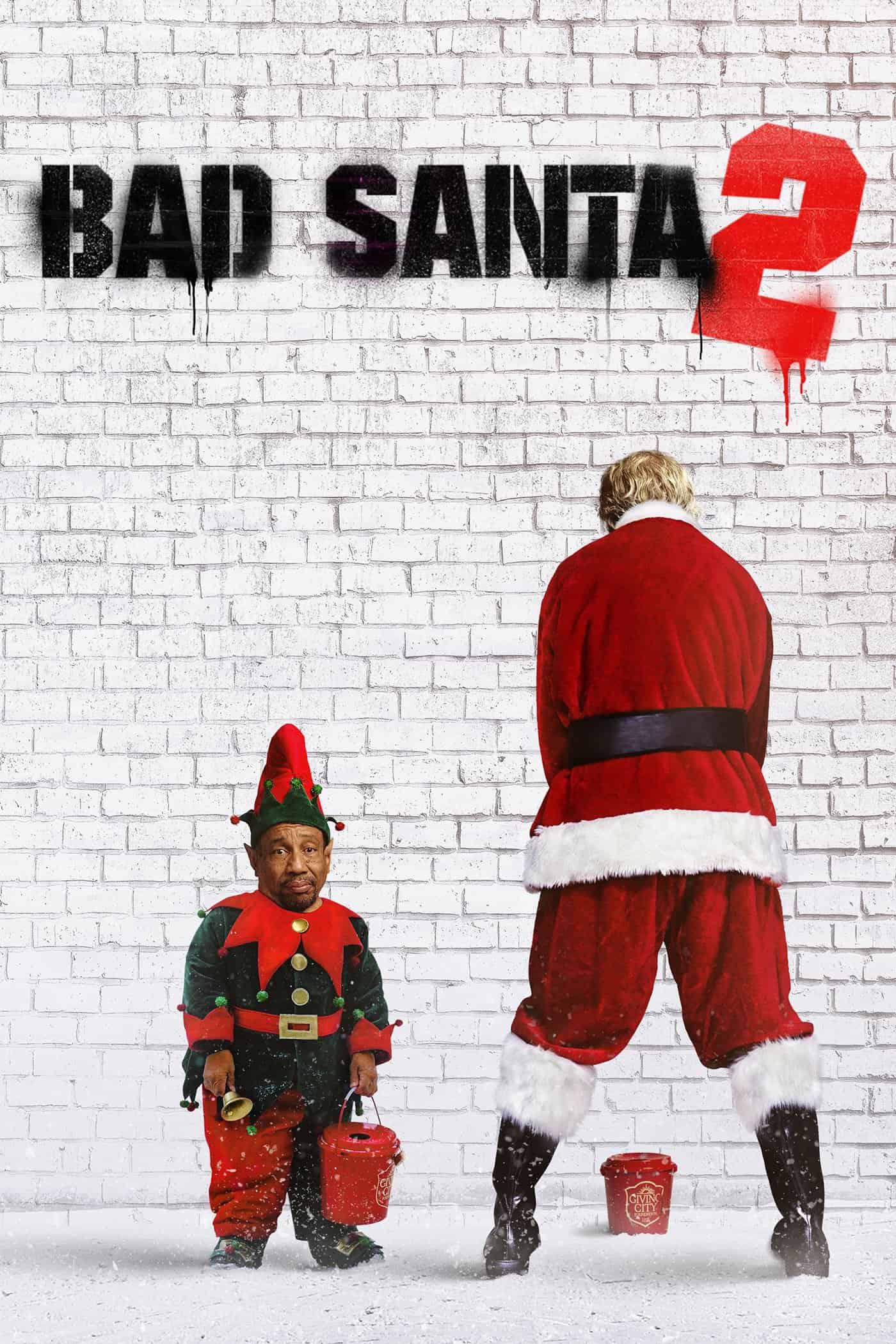 Bad Santa 2, 2016