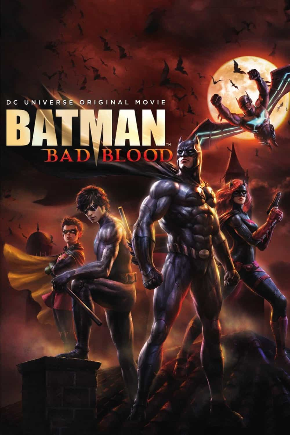 Batman: Bad Blood, 2016