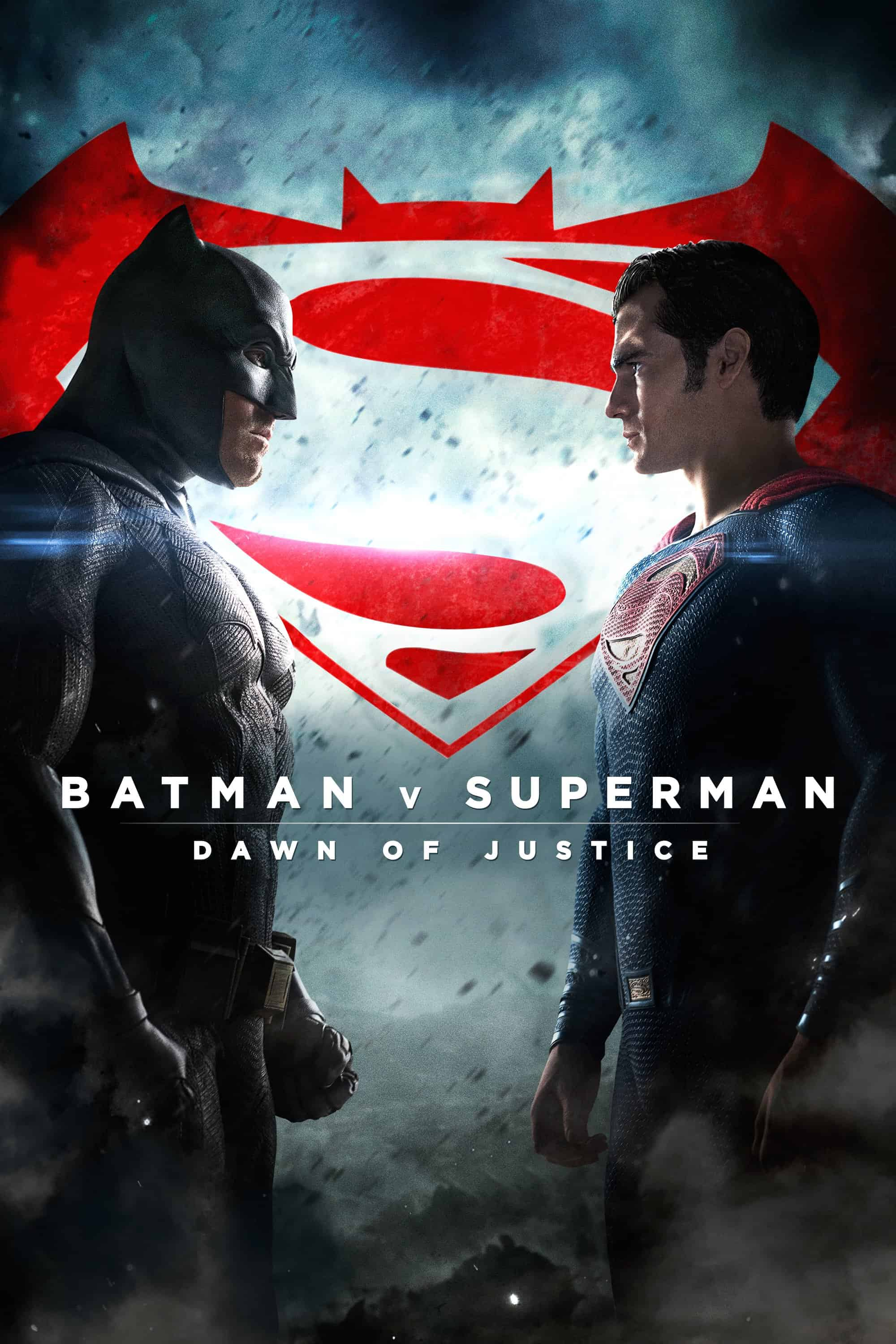 Batman v Superman: Dawn of Justice, 2016