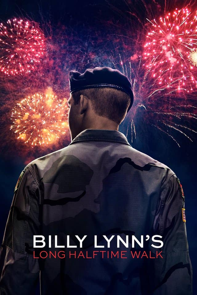 Billy Lynn's Long Halftime Walk, 2016