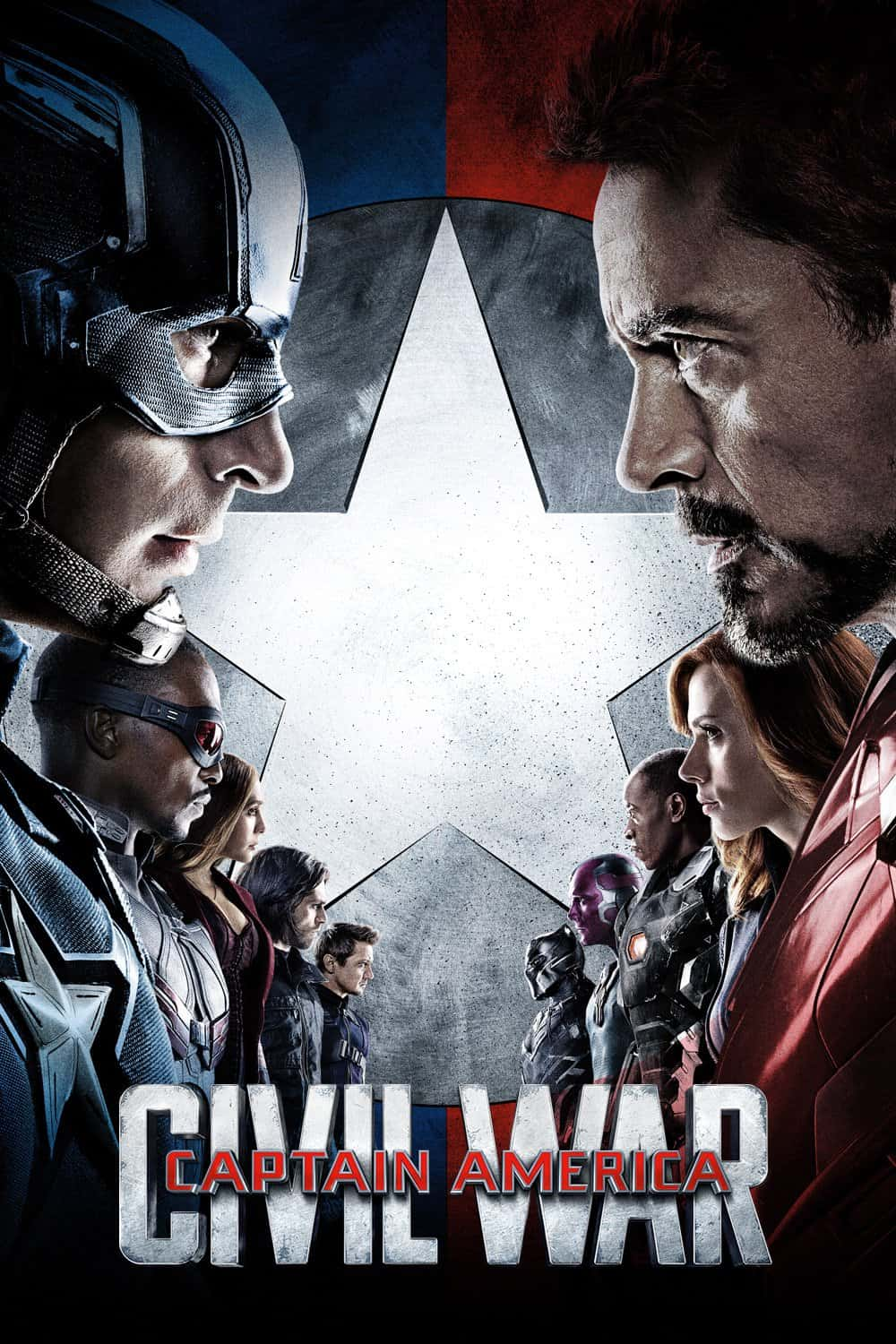 Captain America: Civil War, 2016