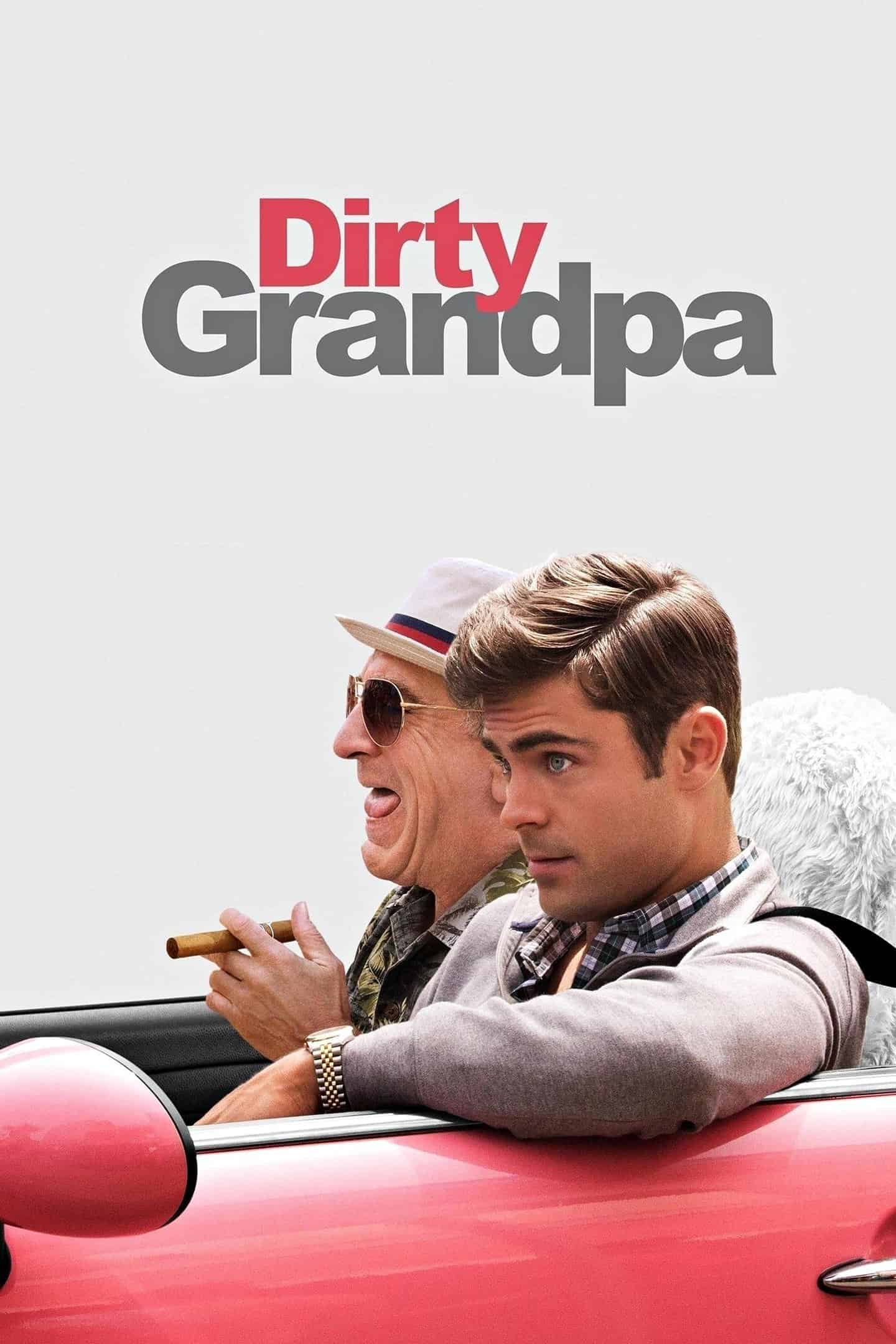 Dirty Grandpa, 2016