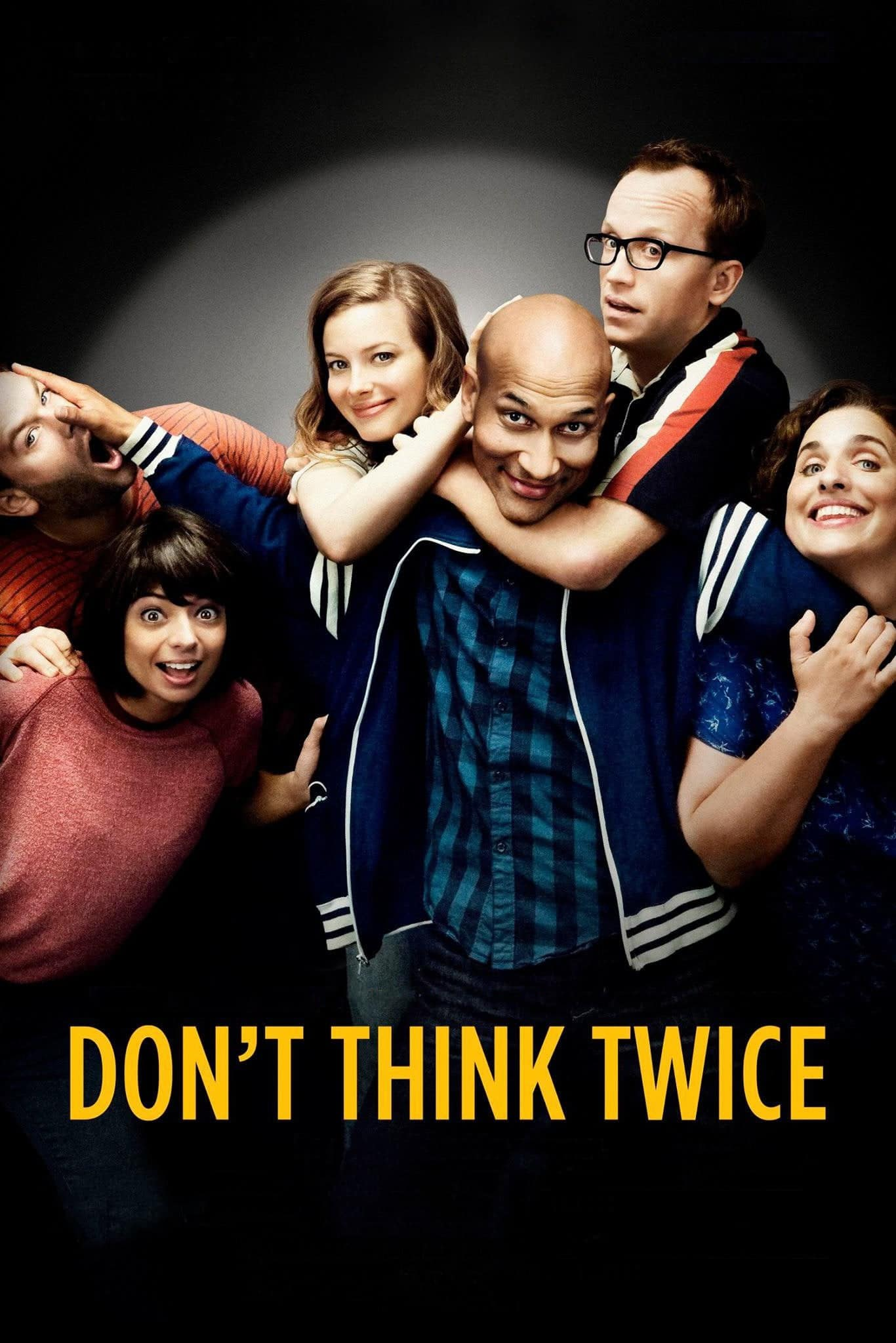 Don't Think Twice, 2016