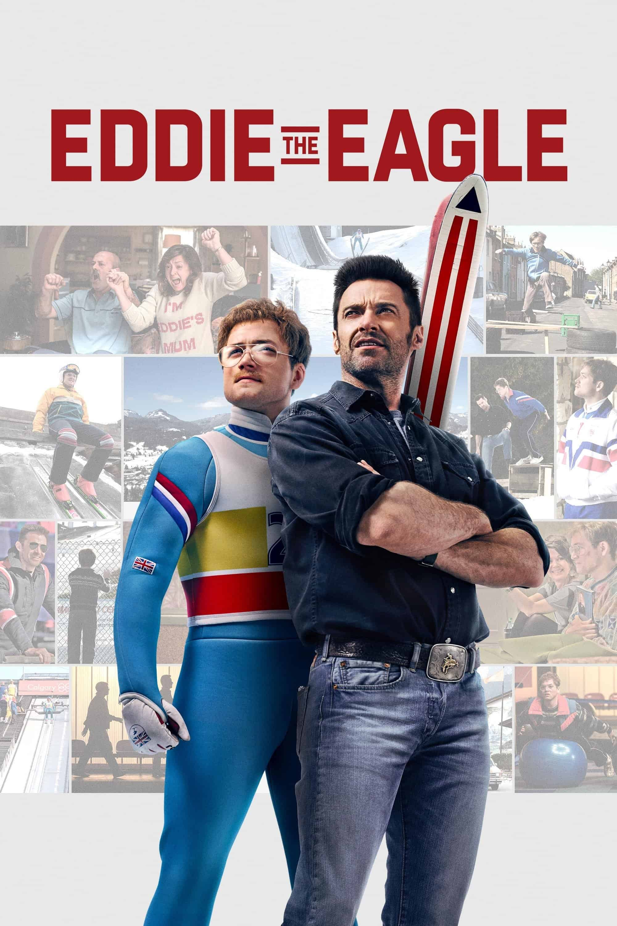 Eddie the Eagle, 2016