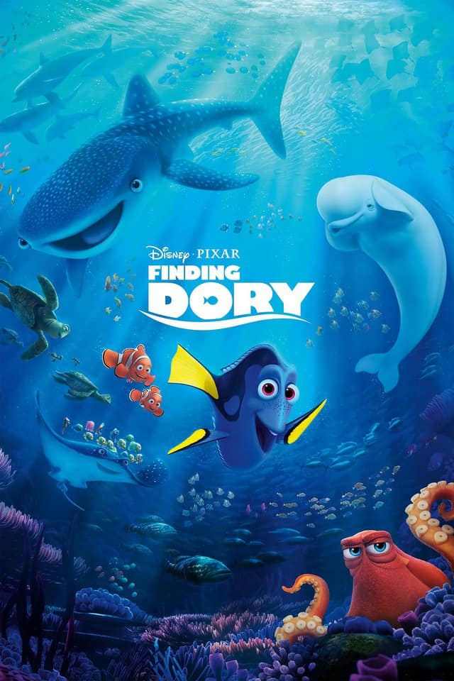 Finding Dory,2016