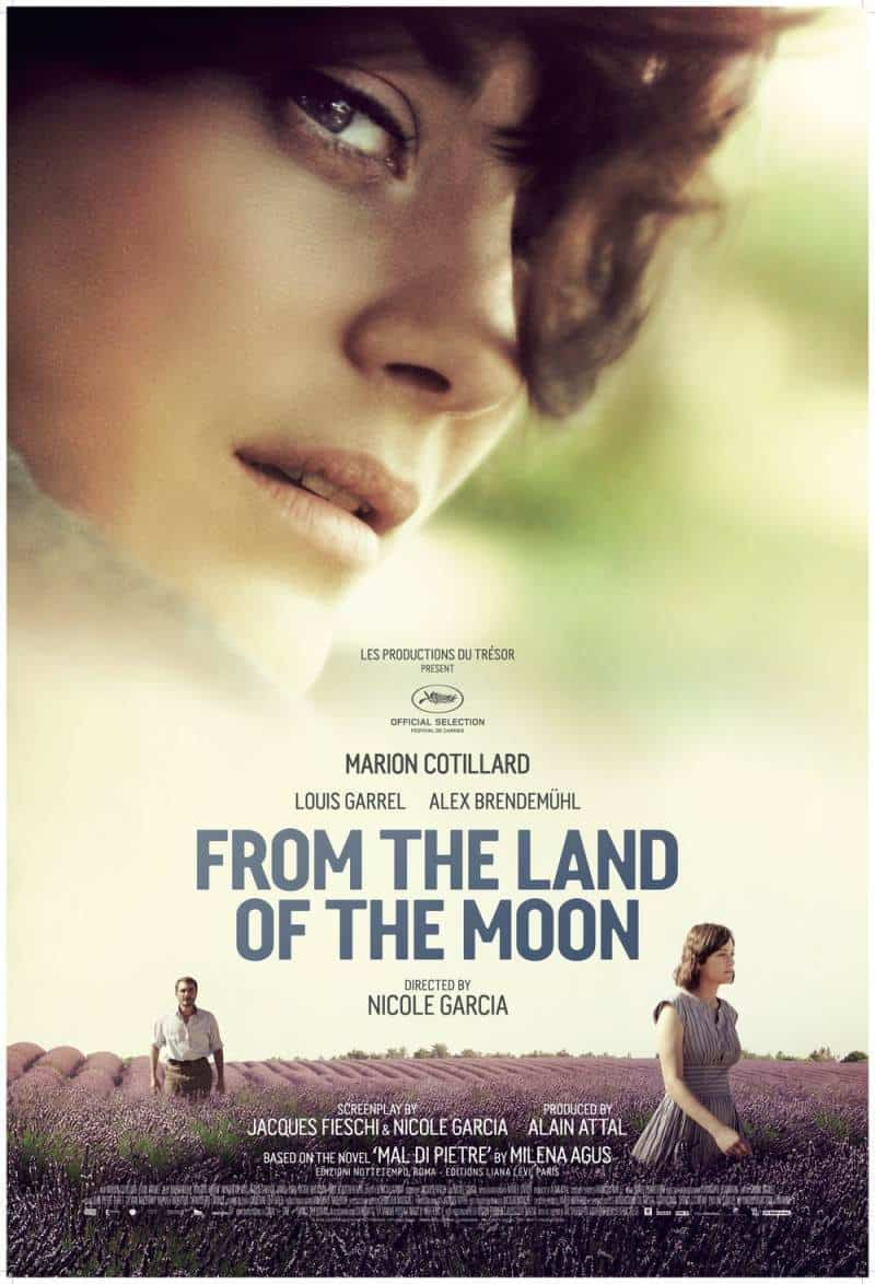From the Land of the Moon, 2016