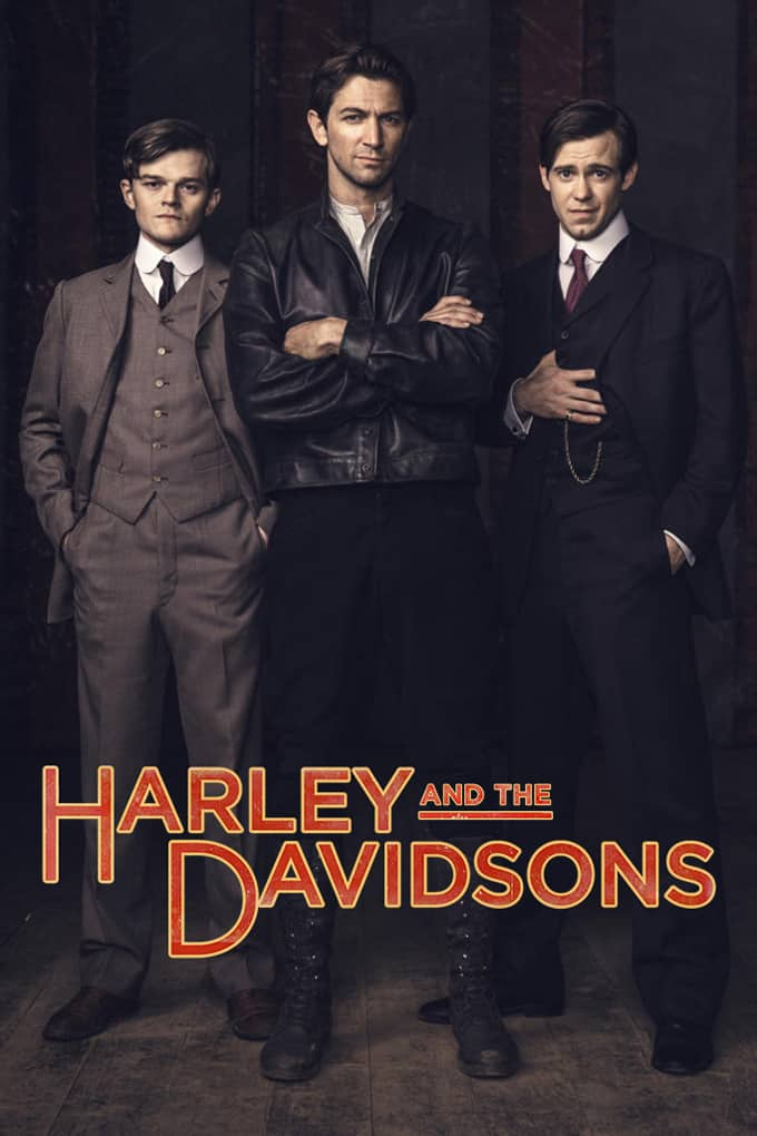 Harley and the Davidsons, 2016