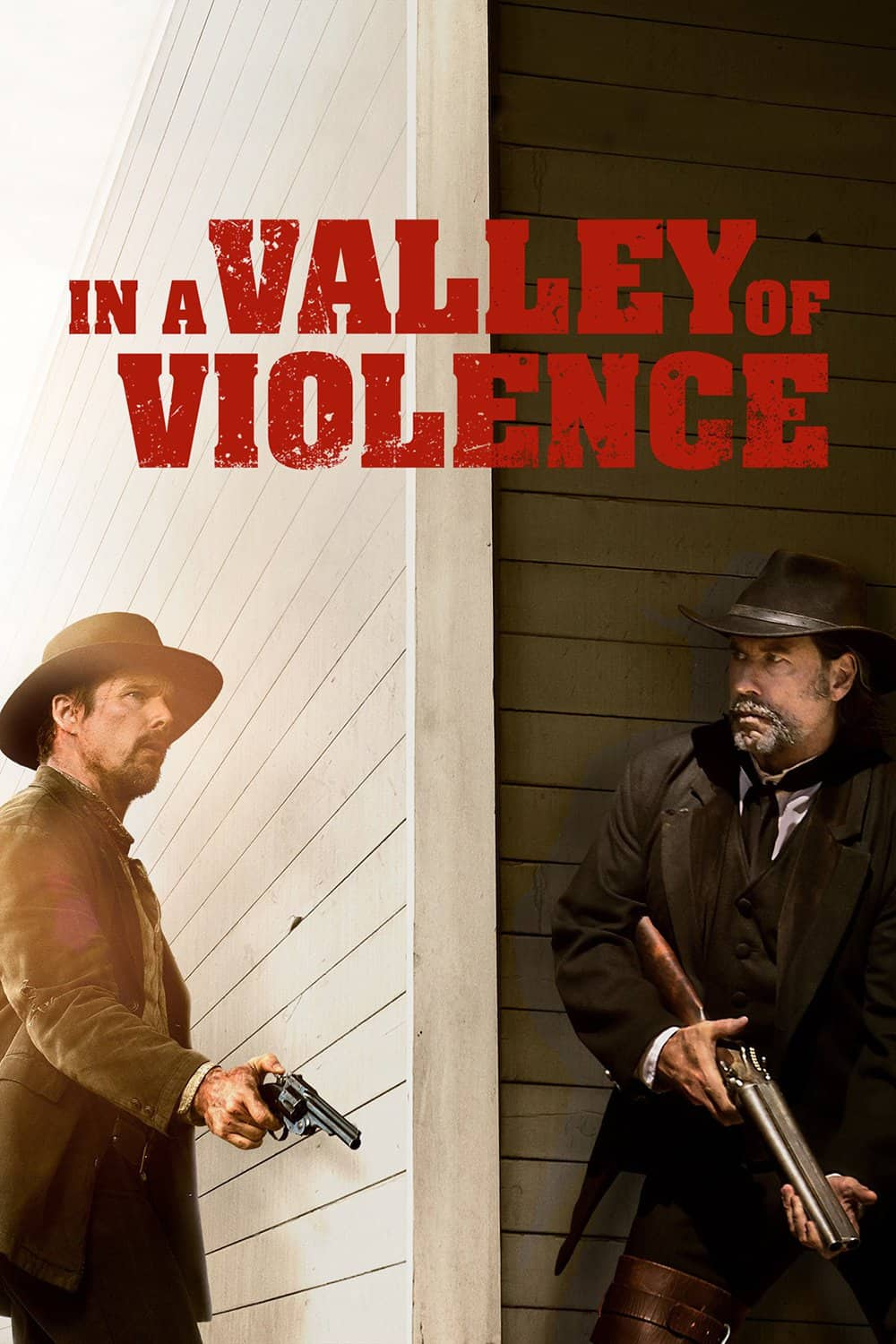 In a Valley of Violence, 2016