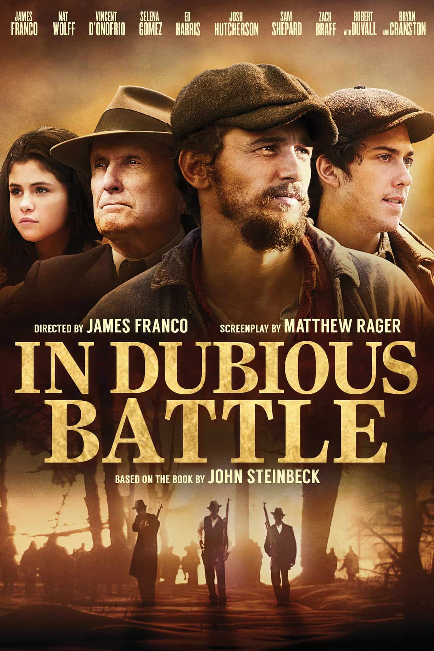 In Dubious Battle, 2016
