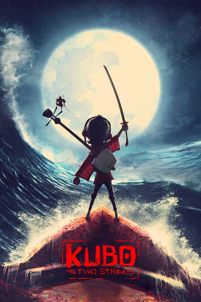 Kubo and the Two Strings, 2016