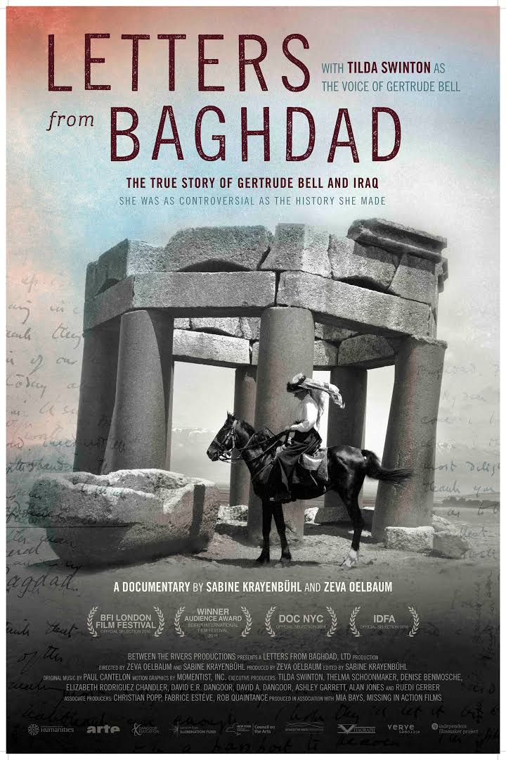 Letters from Baghdad, 2016