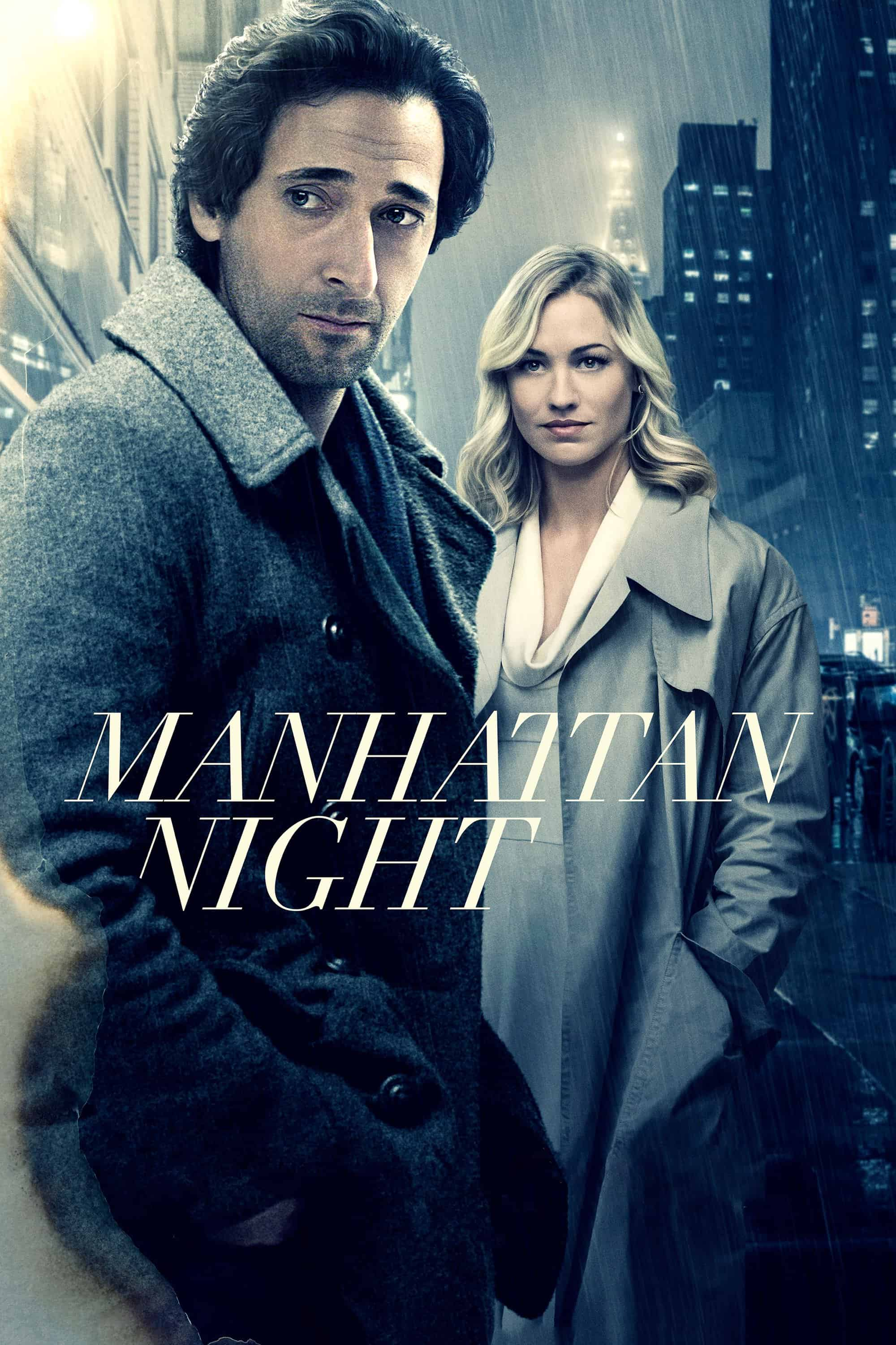 Manhattan Night, 2016