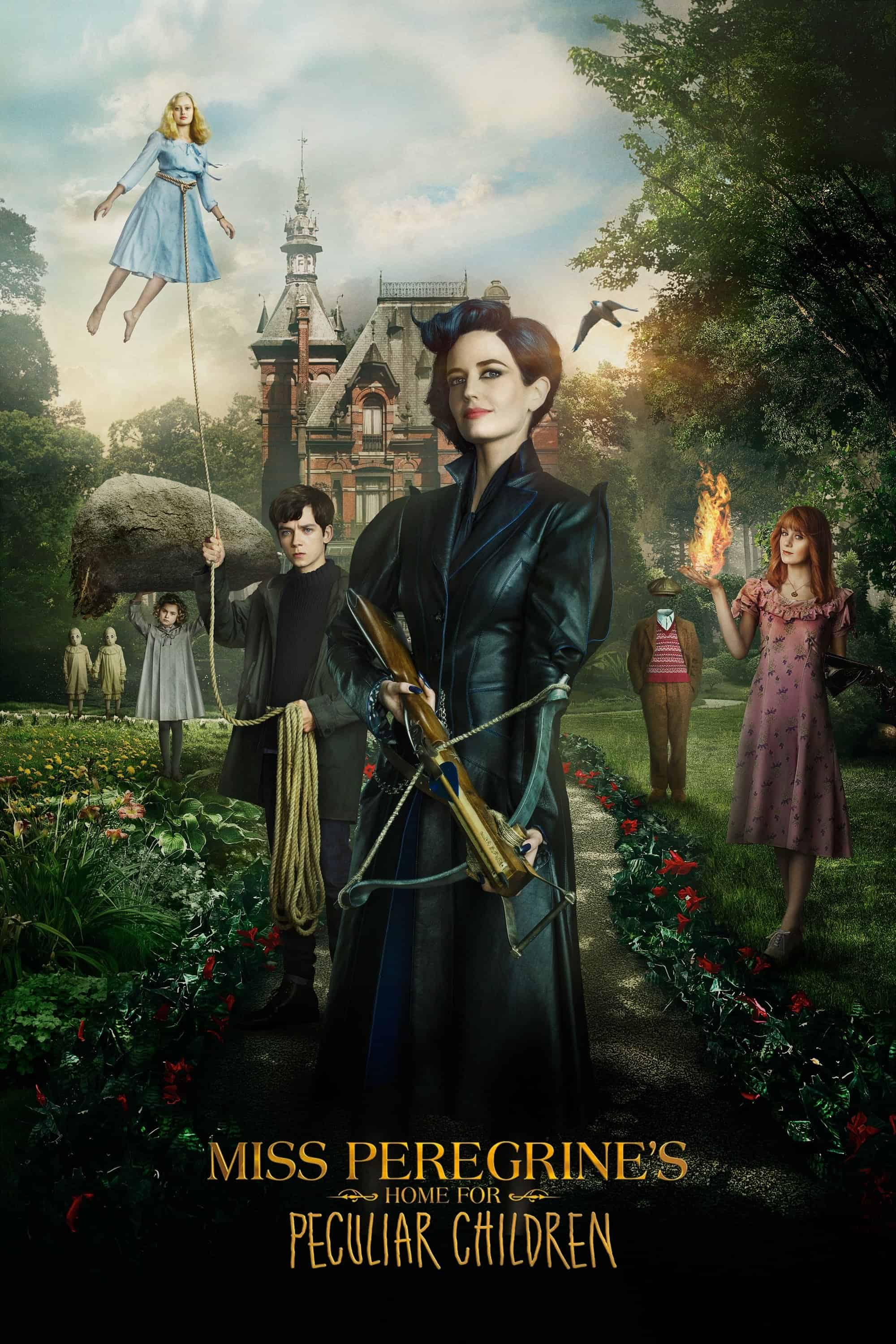 Miss Peregrine's Home for Peculiar Children, 2016